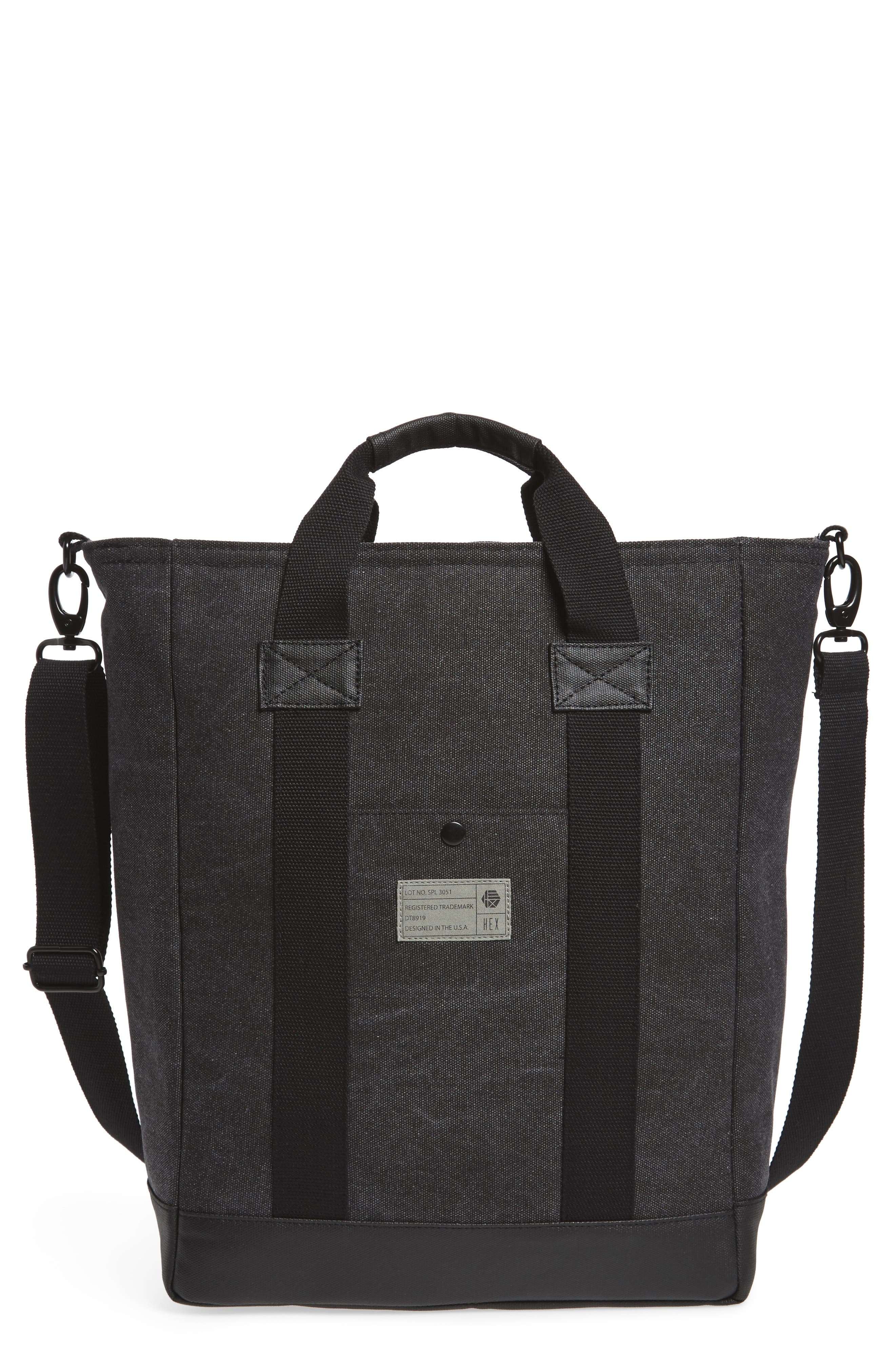 HEX Canvas Tote Bag