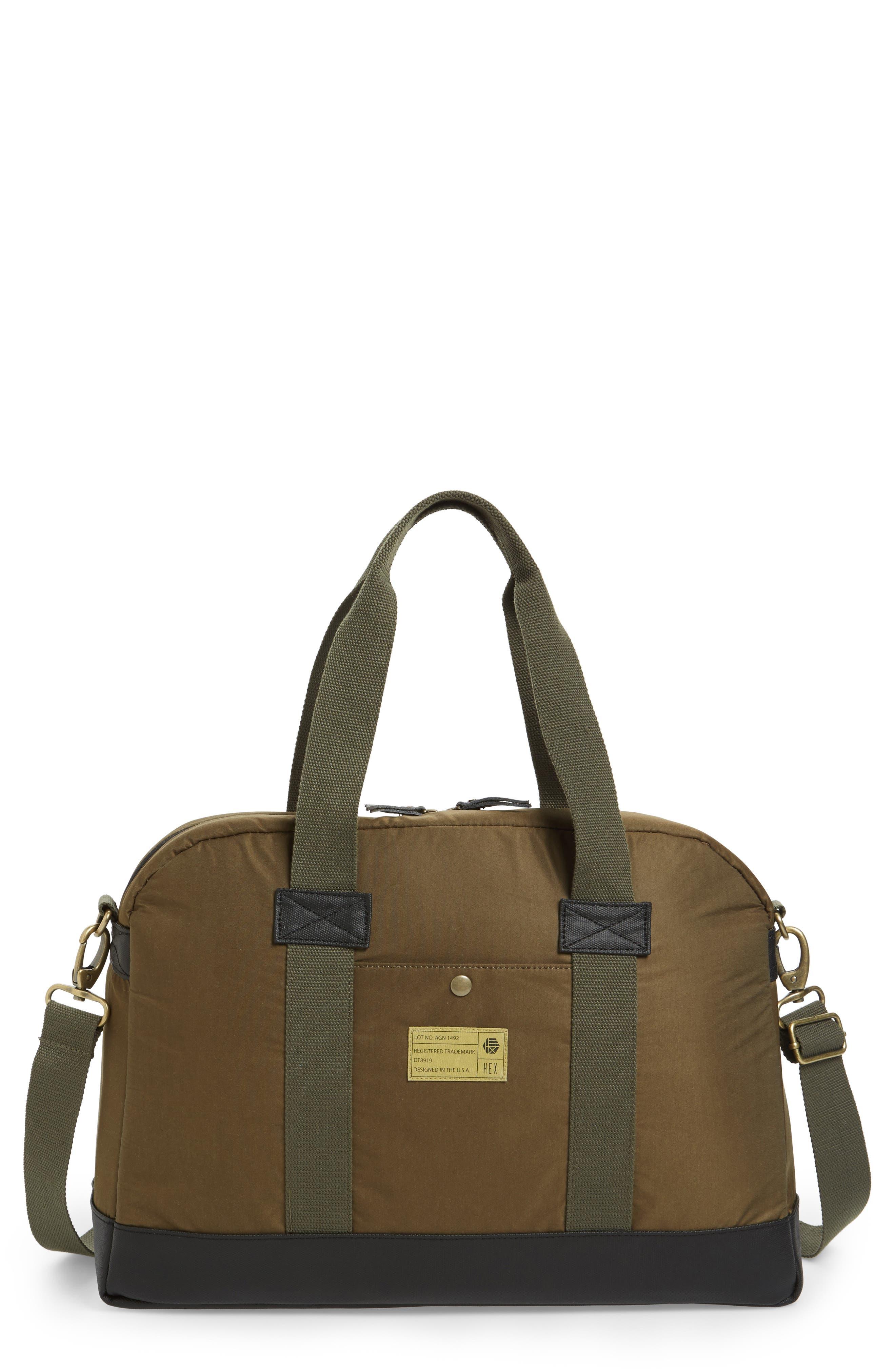Alternate Image 1 Selected - HEX Laptop Duffel Bag
