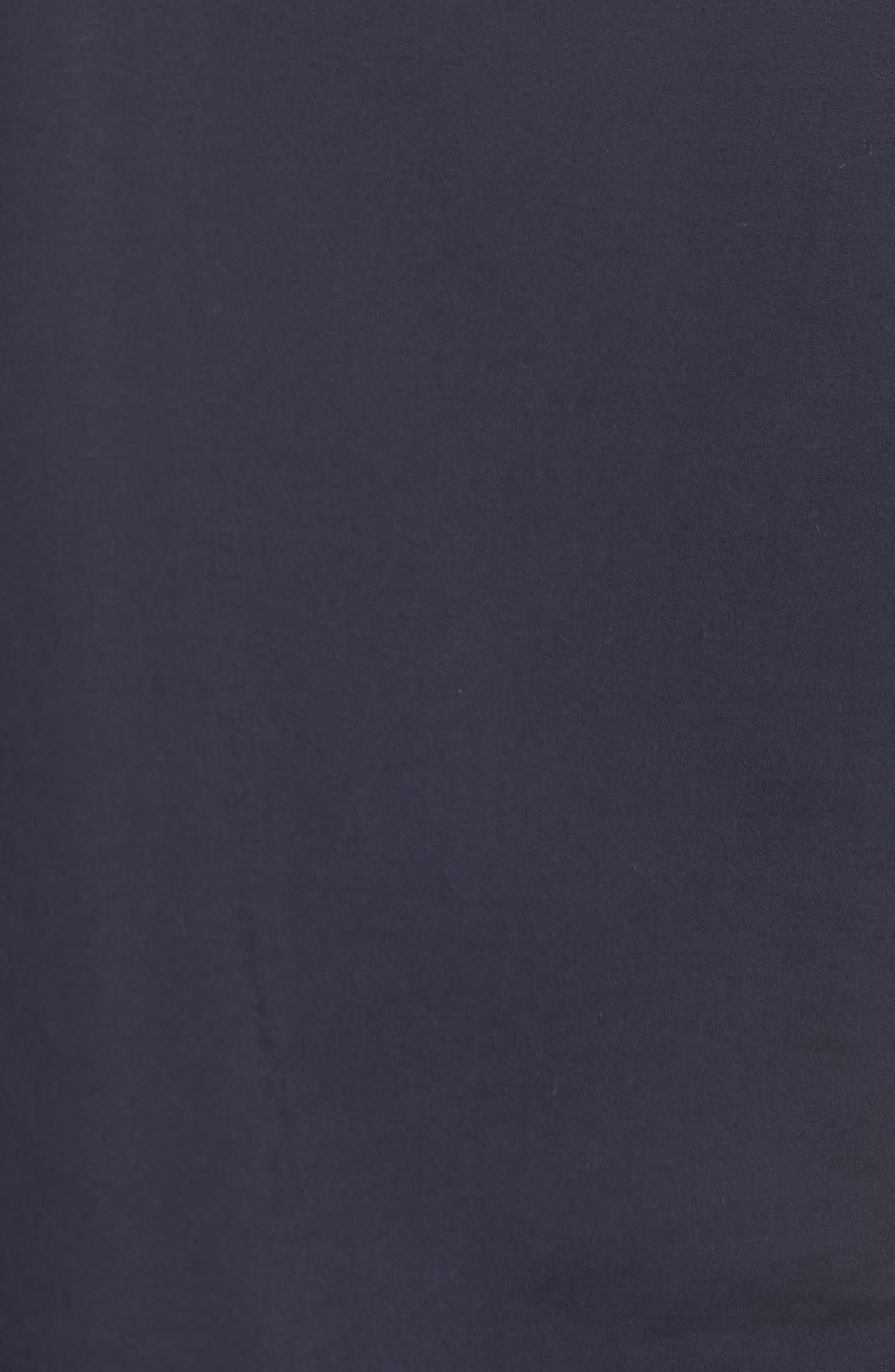 Alternate Image 5  - Gibson Bell Sleeve Poplin Top (Regular & Petite)