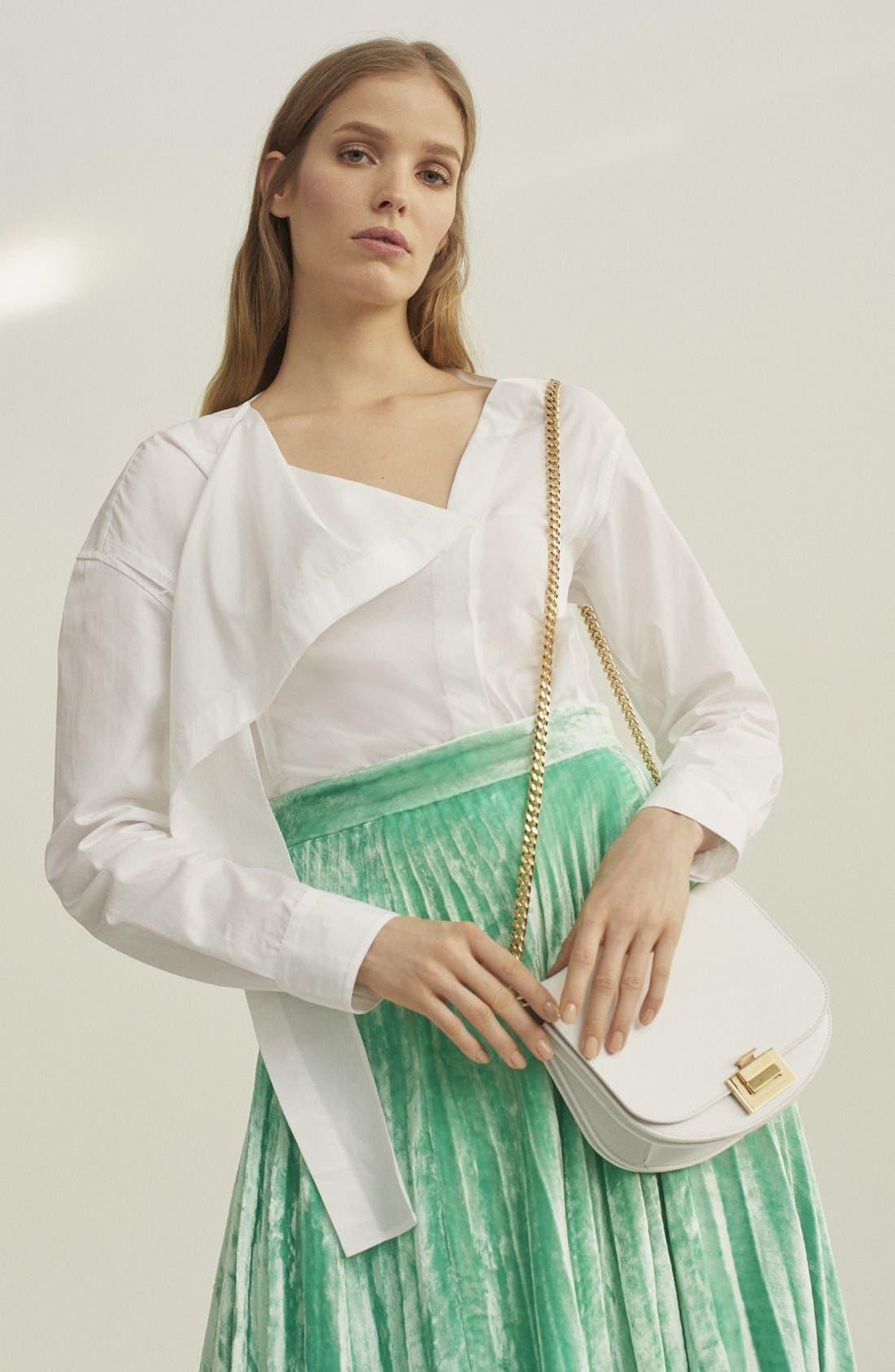 Alternate Image 7  - Victoria Beckham Leather Bag