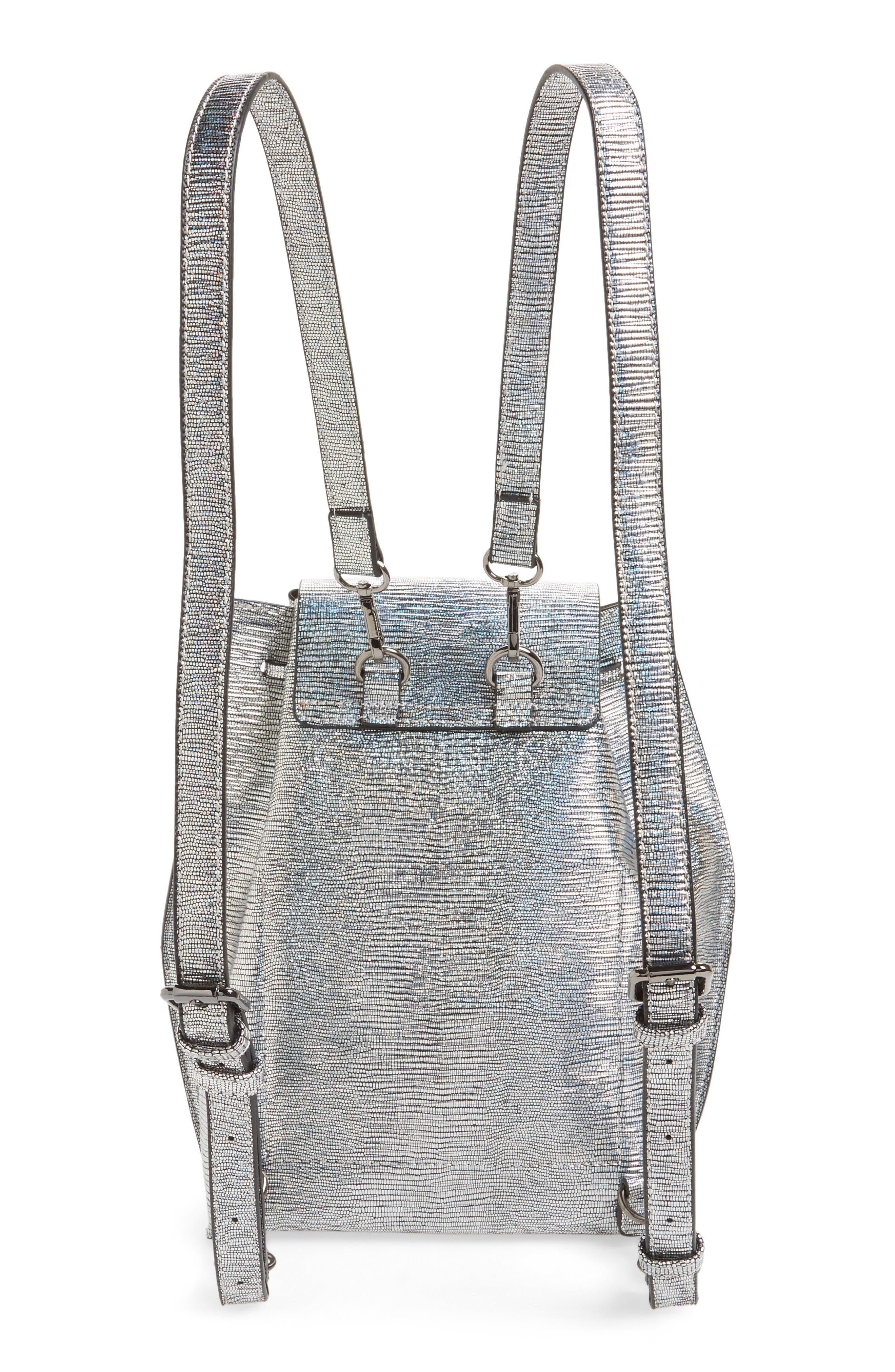 Alternate Image 3  - Street Level Flap Pocket Backpack