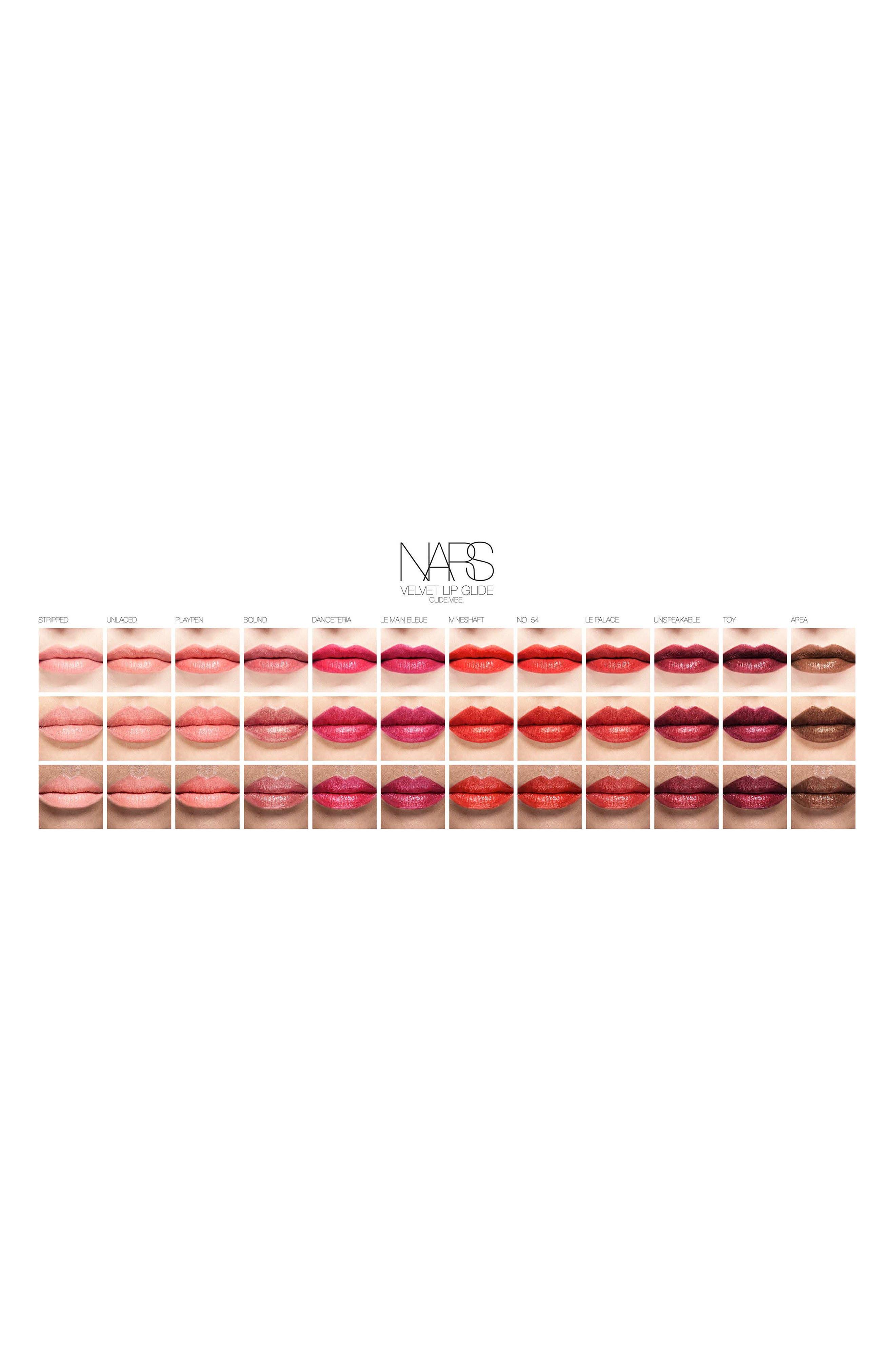 Alternate Image 4  - NARS Velvet Lip Glide