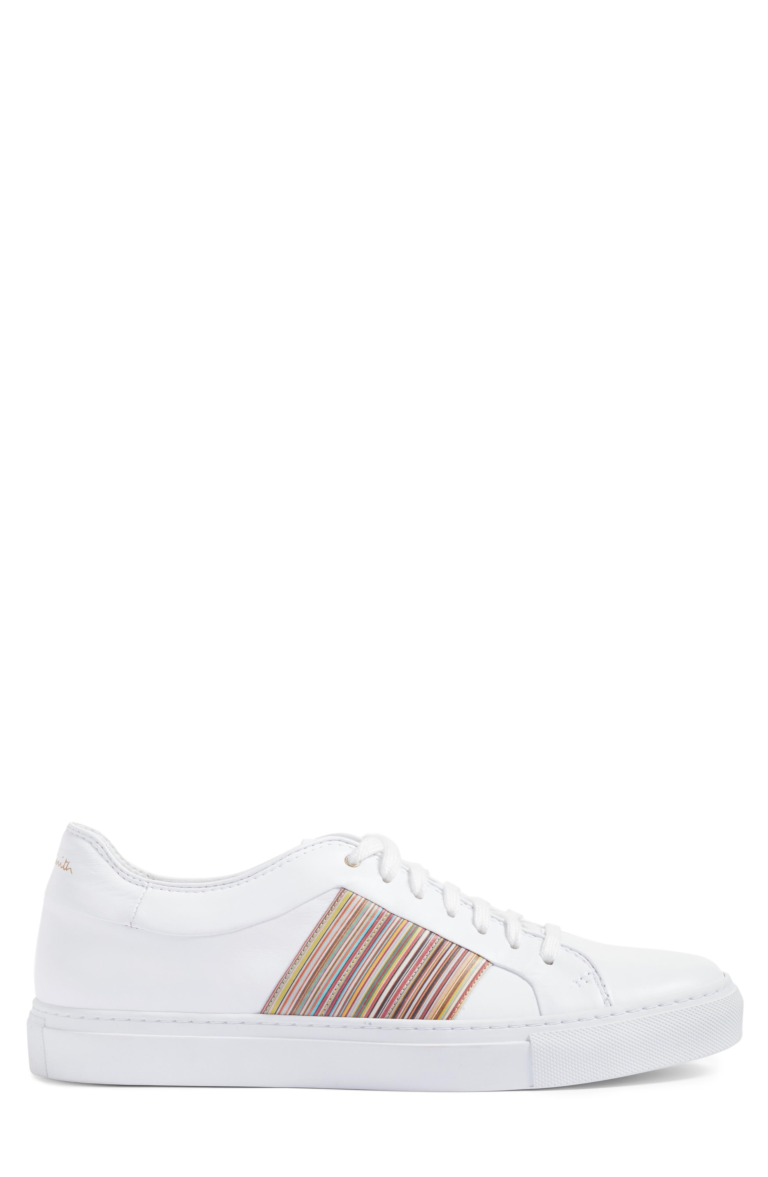 Ivo Sneaker,                             Alternate thumbnail 3, color,                             White