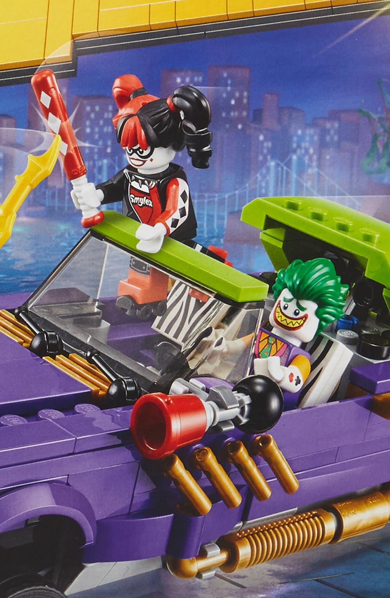 Alternate Image 4  - LEGO® The Batman Movie™ The Joker™ Notorious Lowrider – 70906