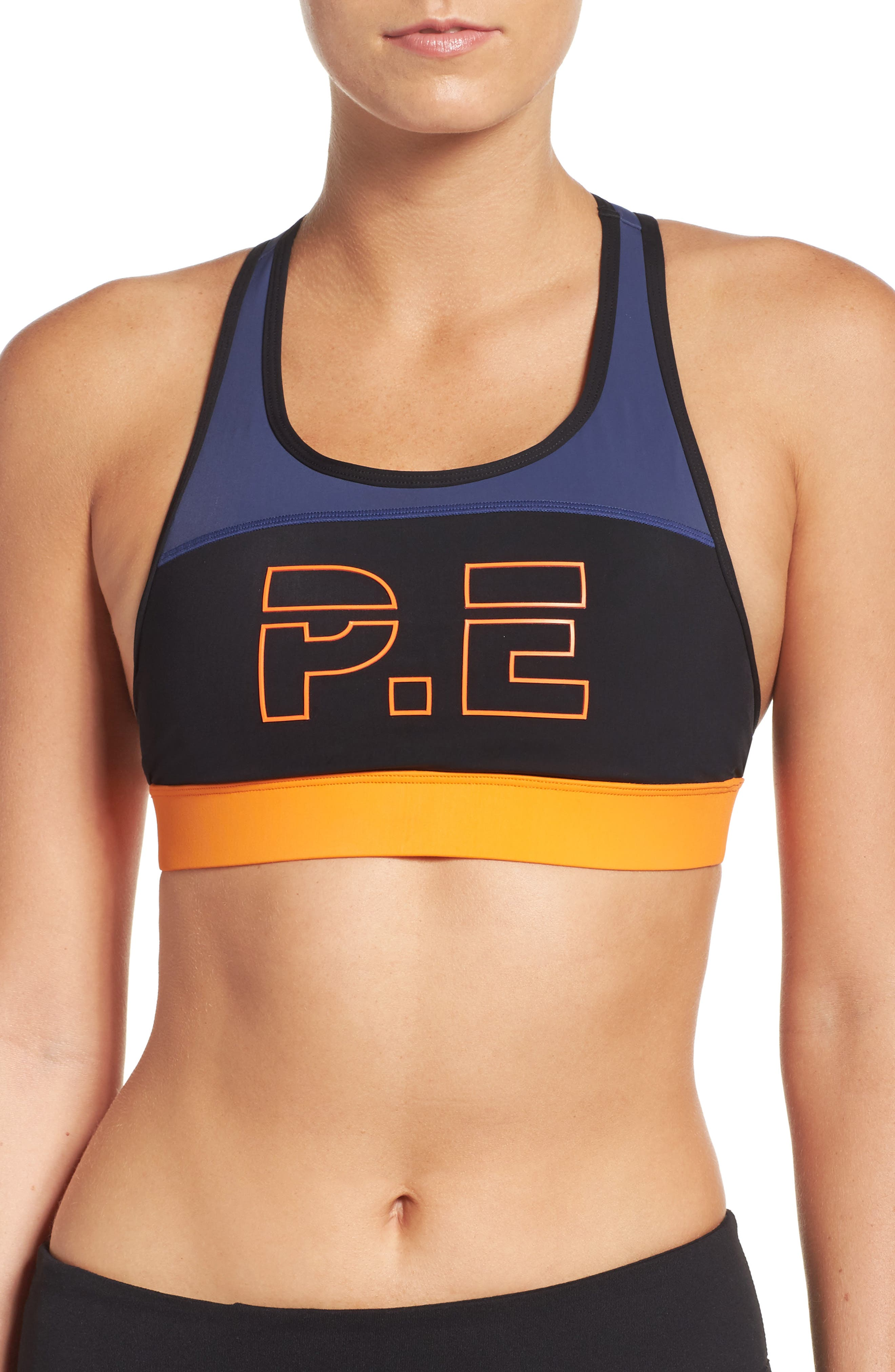 P.E NATION P.E. Nation For the Count Sports Bra