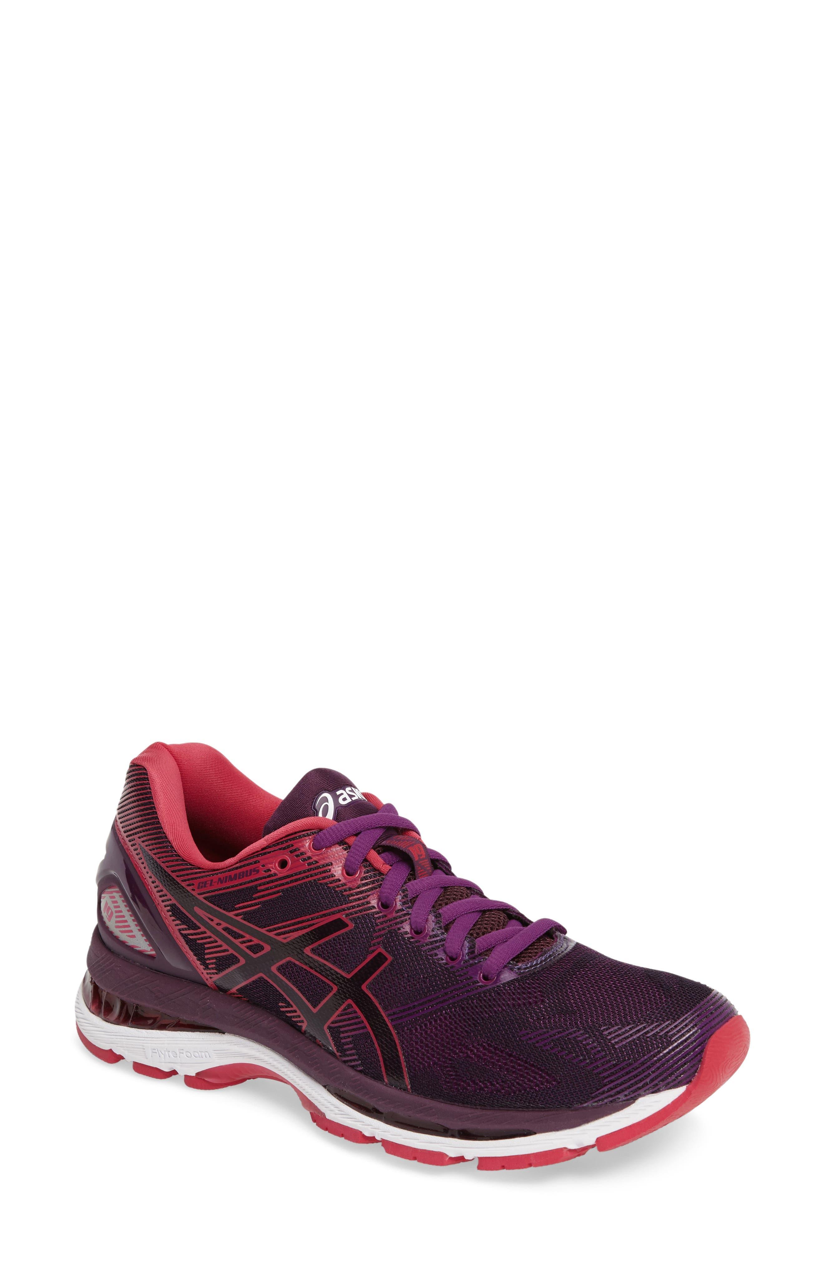 Alternate Image 1 Selected - ASICS® GEL®-Nimbus 19 Running Shoe (Women)