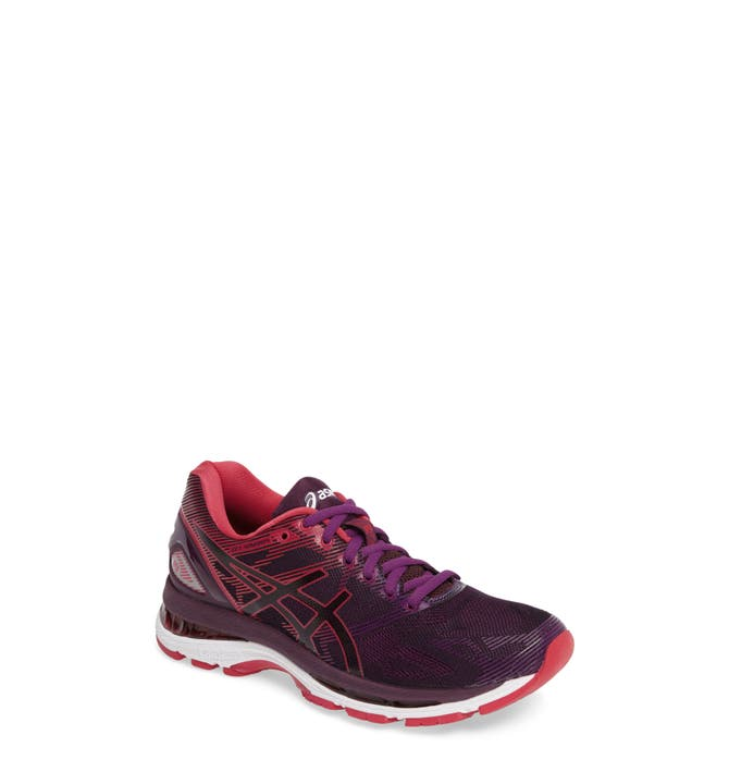 Main Image Asics Gel Nimbus 19 Running Shoe Women
