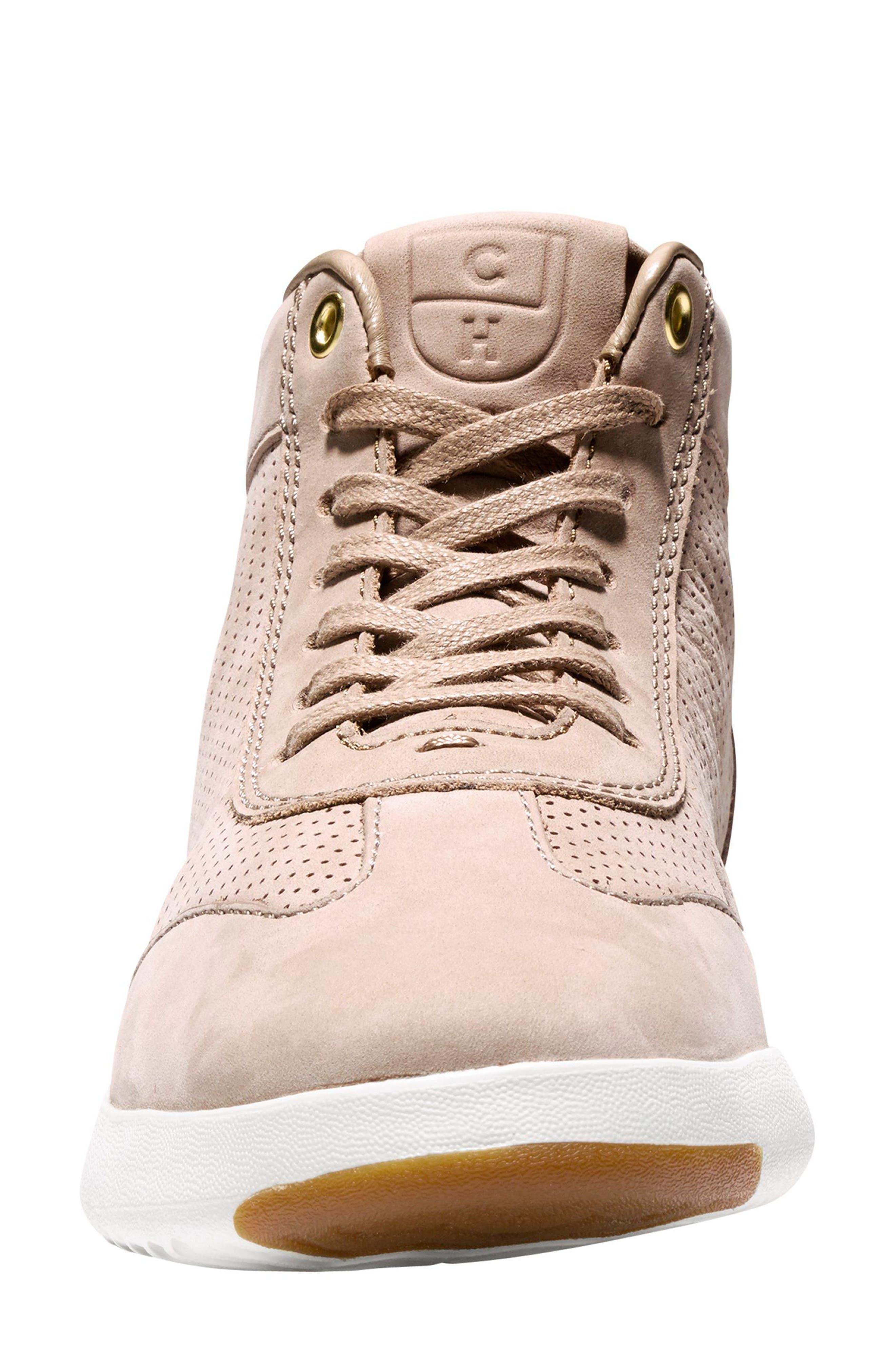 Alternate Image 3  - Cole Haan GrandPro High Top Sneaker (Women)