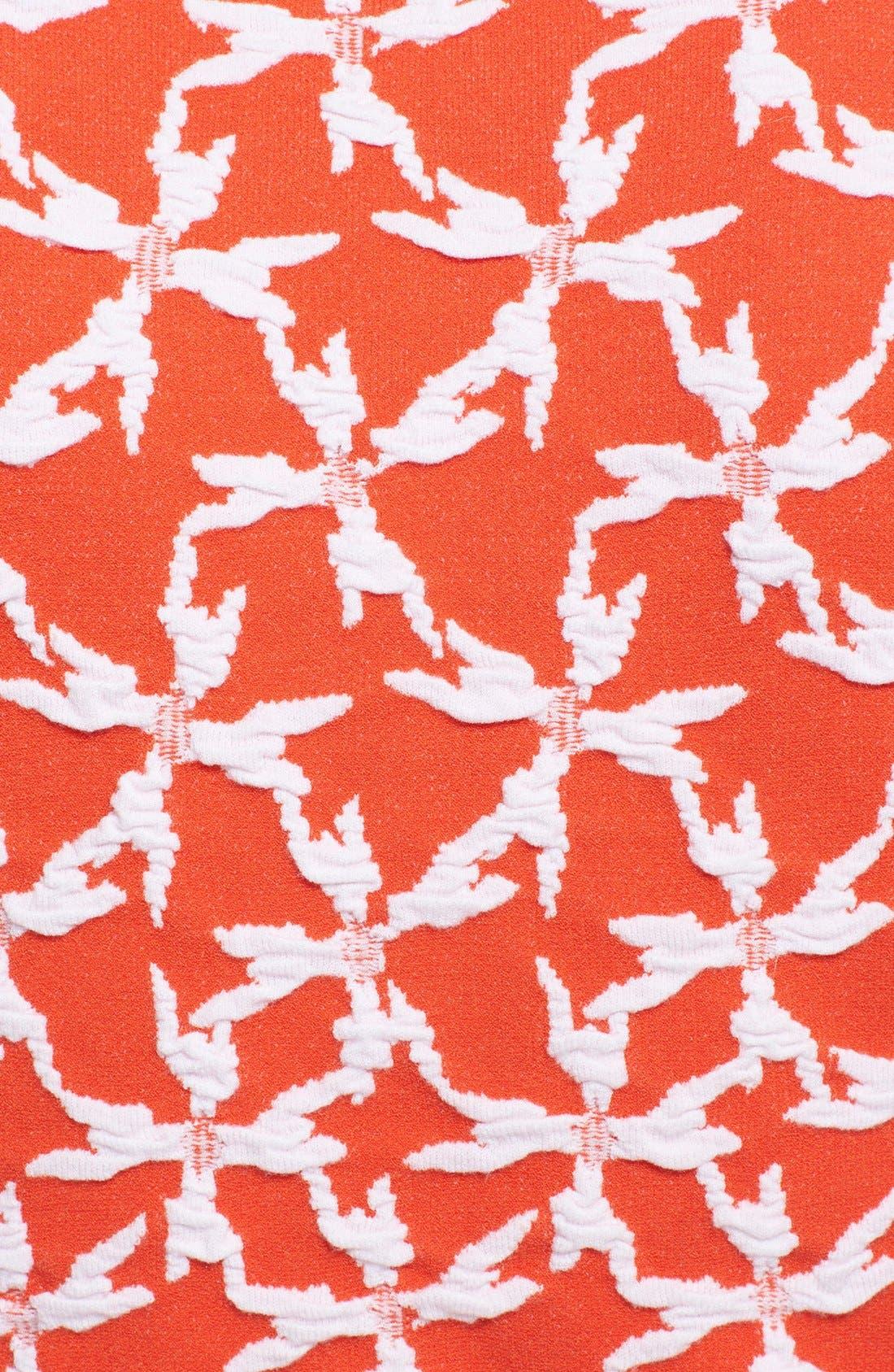 Alternate Image 3  - Tanya Taylor 'Robin' Jacquard Knit Sweater