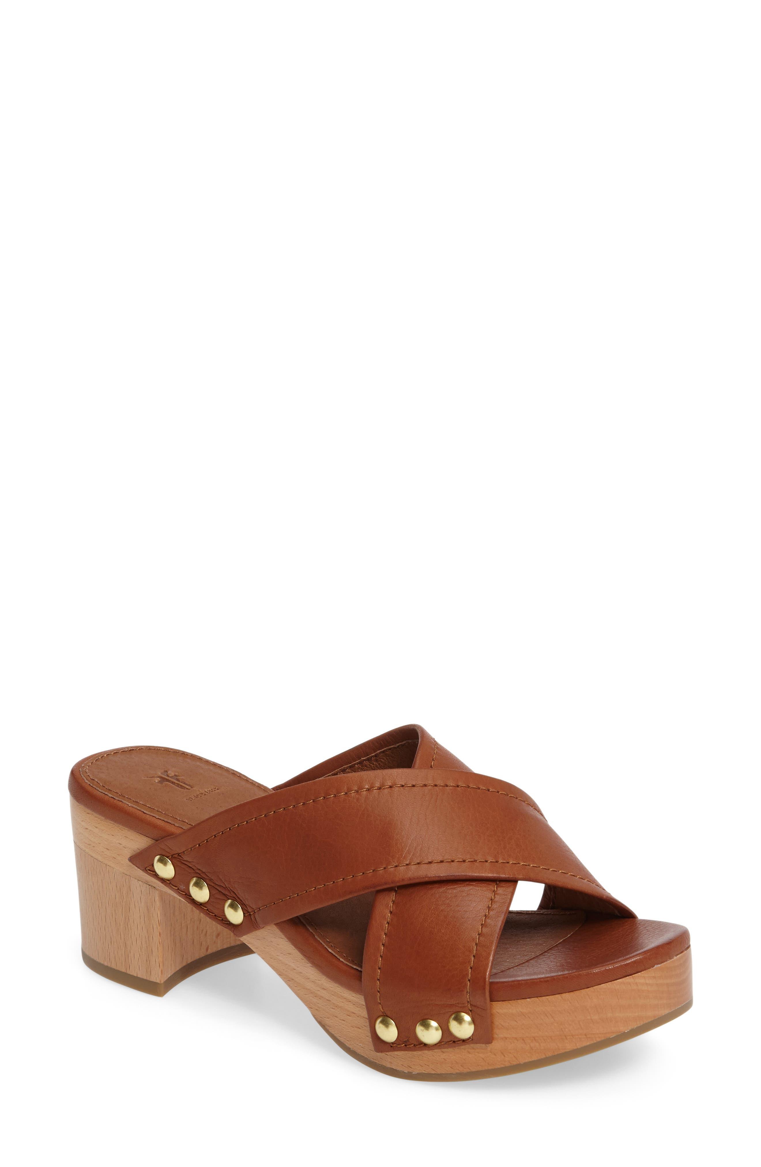 FRYE Fiona Platform Sandal