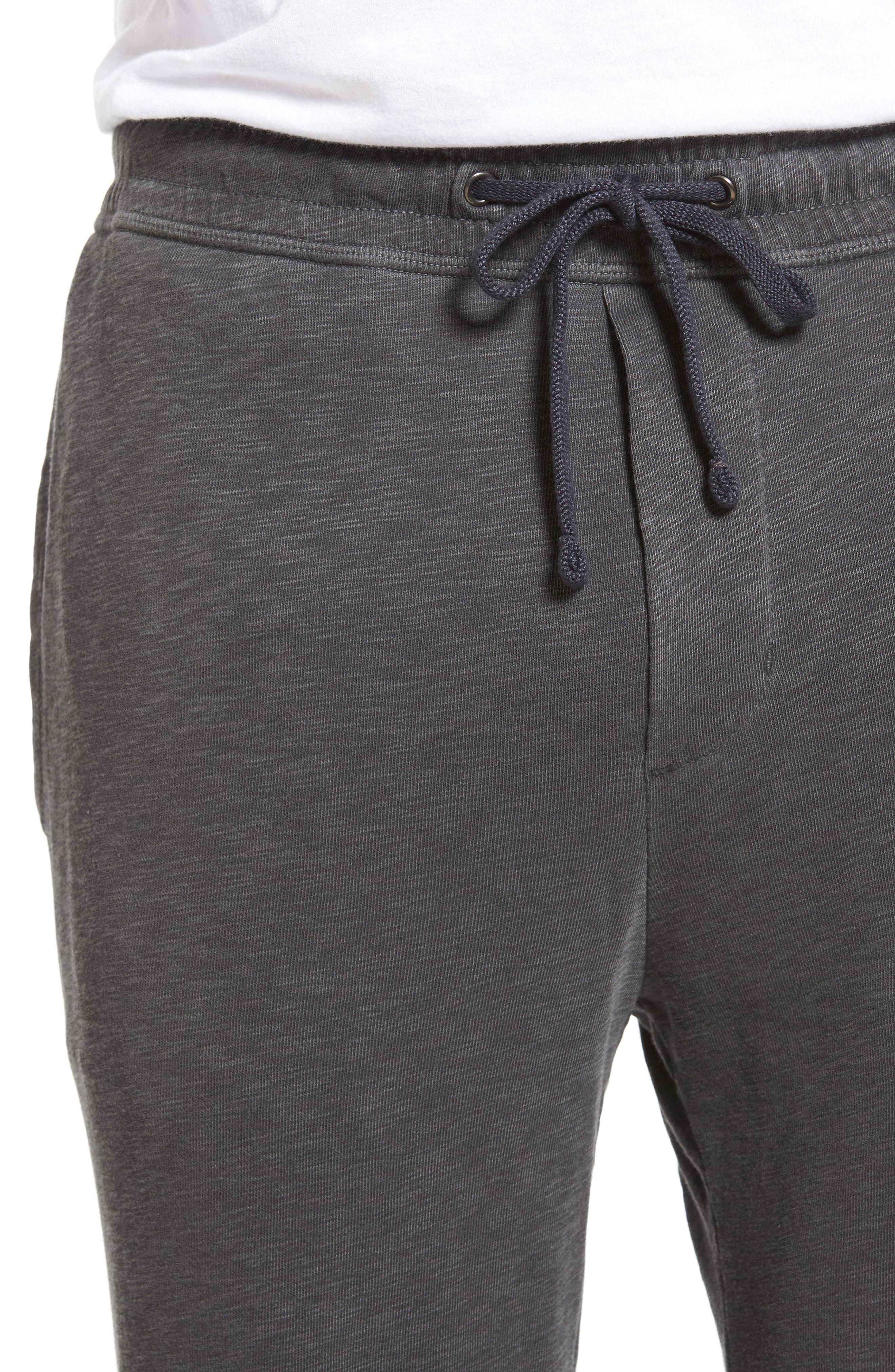 Alternate Image 4  - James Perse 'Classic' Sweatpants