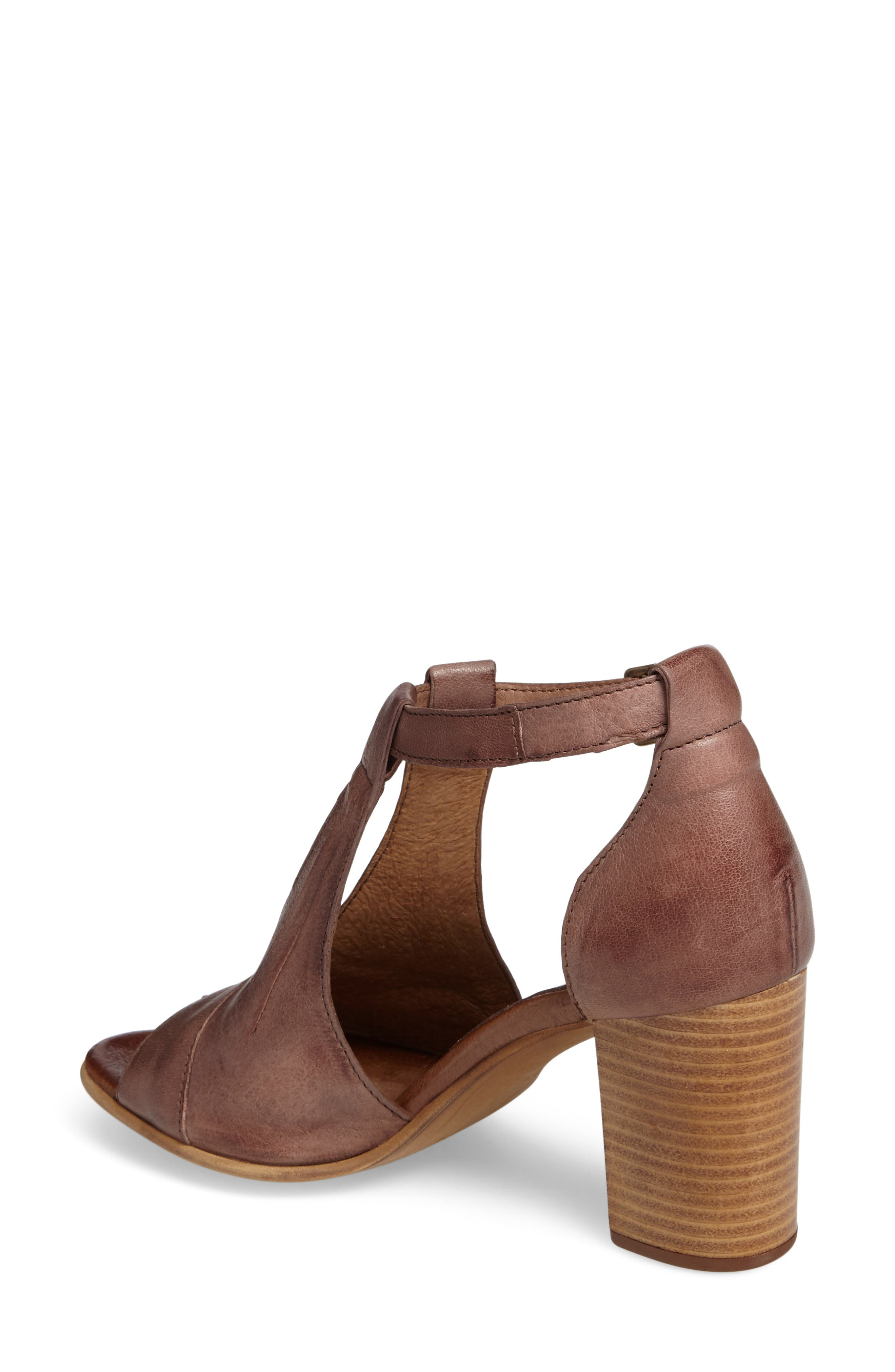 Alternate Image 2  - Miz Mooz Savannah T-Strap Strap Sandal (Women)