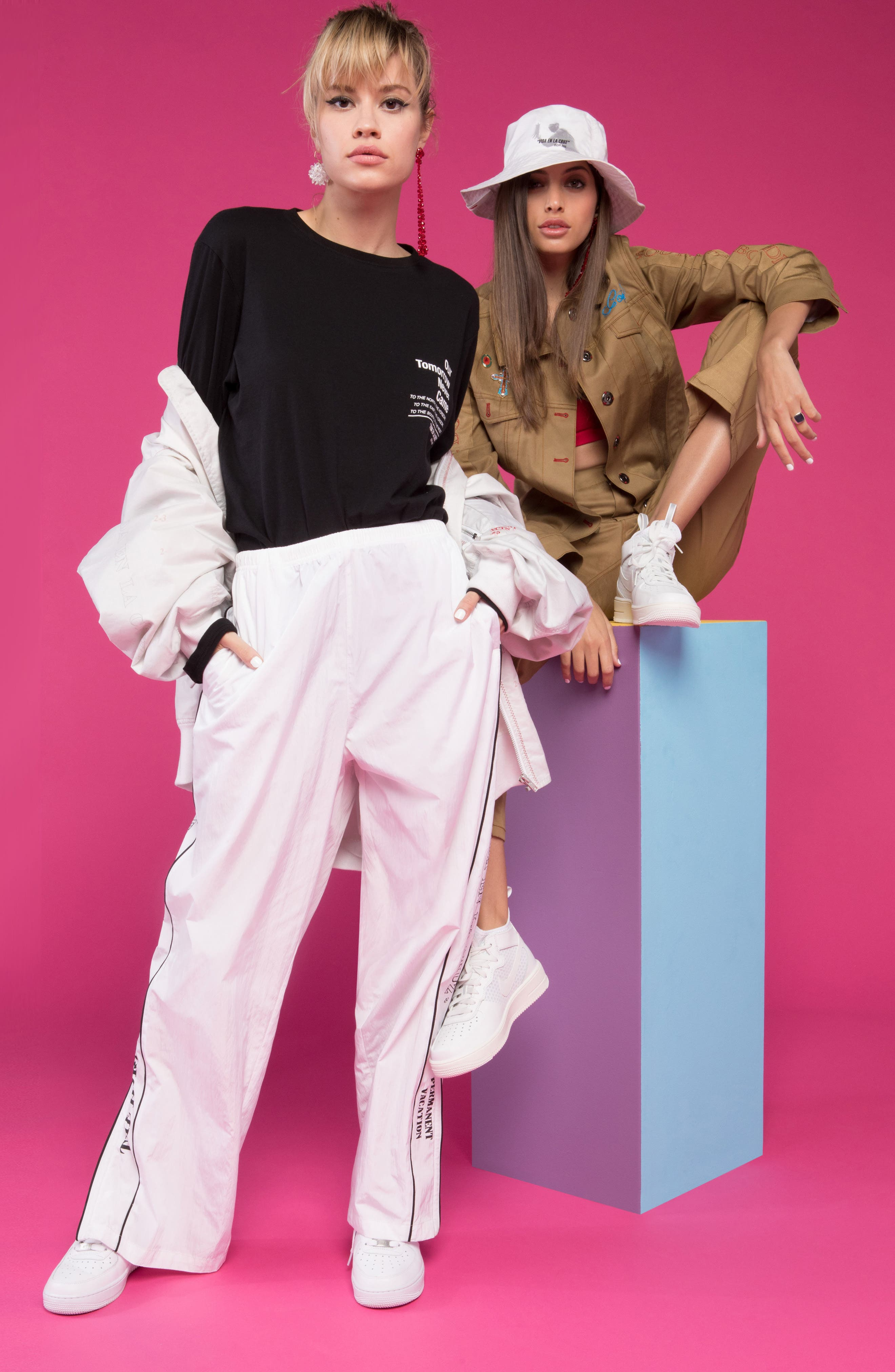Alternate Image 7  - Hyein Seo South of the Border Track Pants