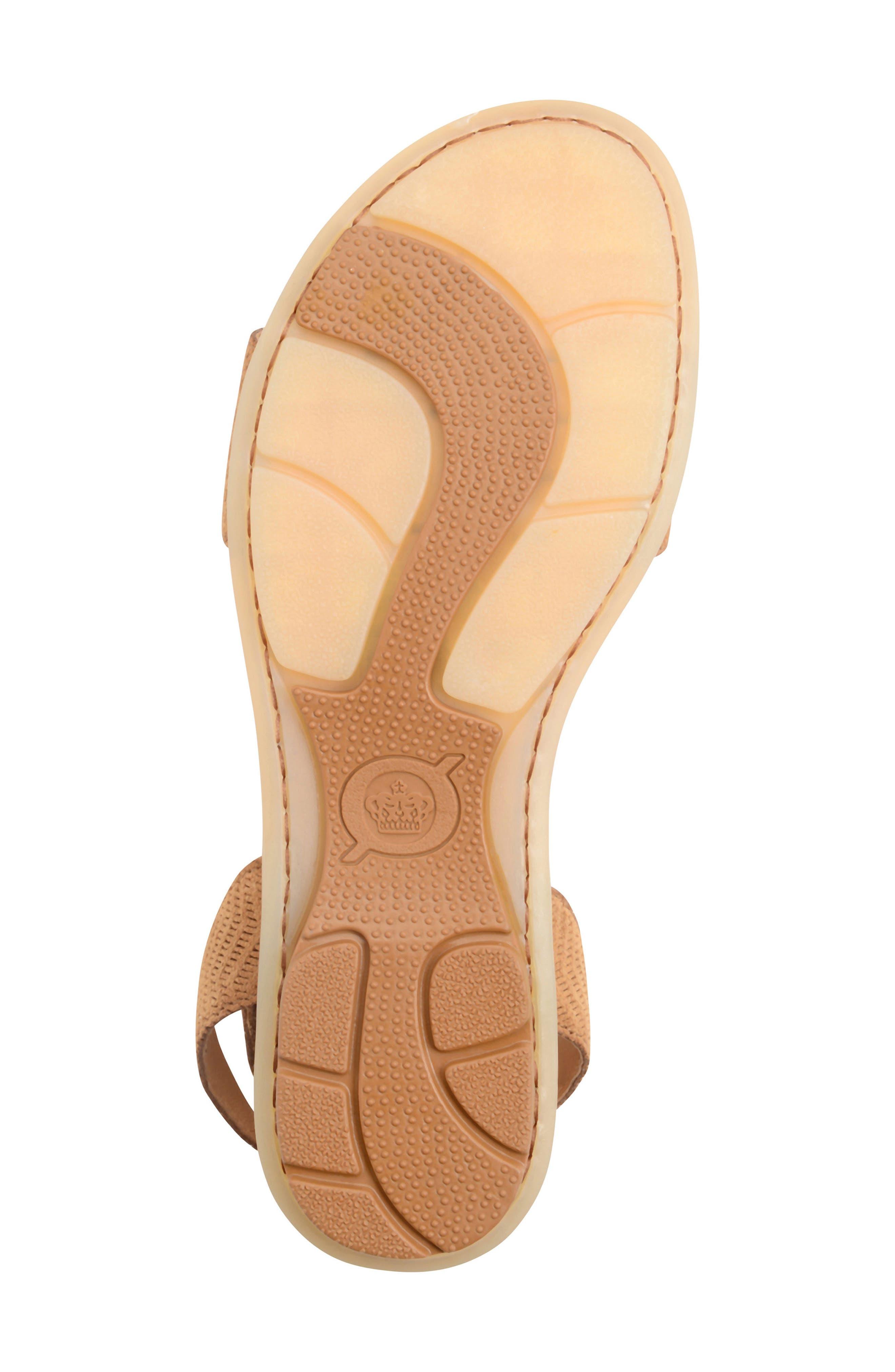 Alternate Image 4  - Børn Tegal Sandal (Women)