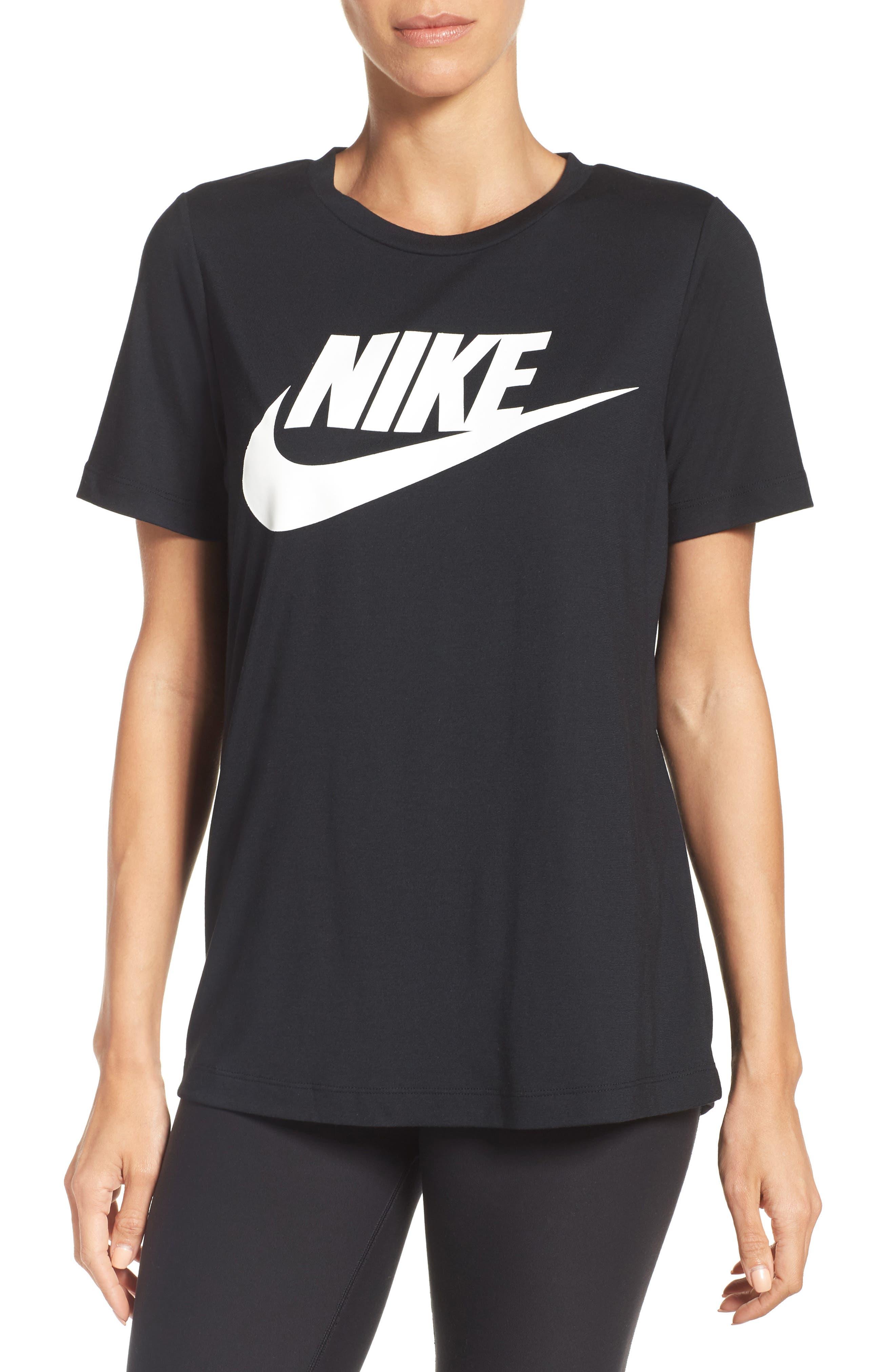 Alternate Image 1 Selected - Nike Sportswear Essential Tee
