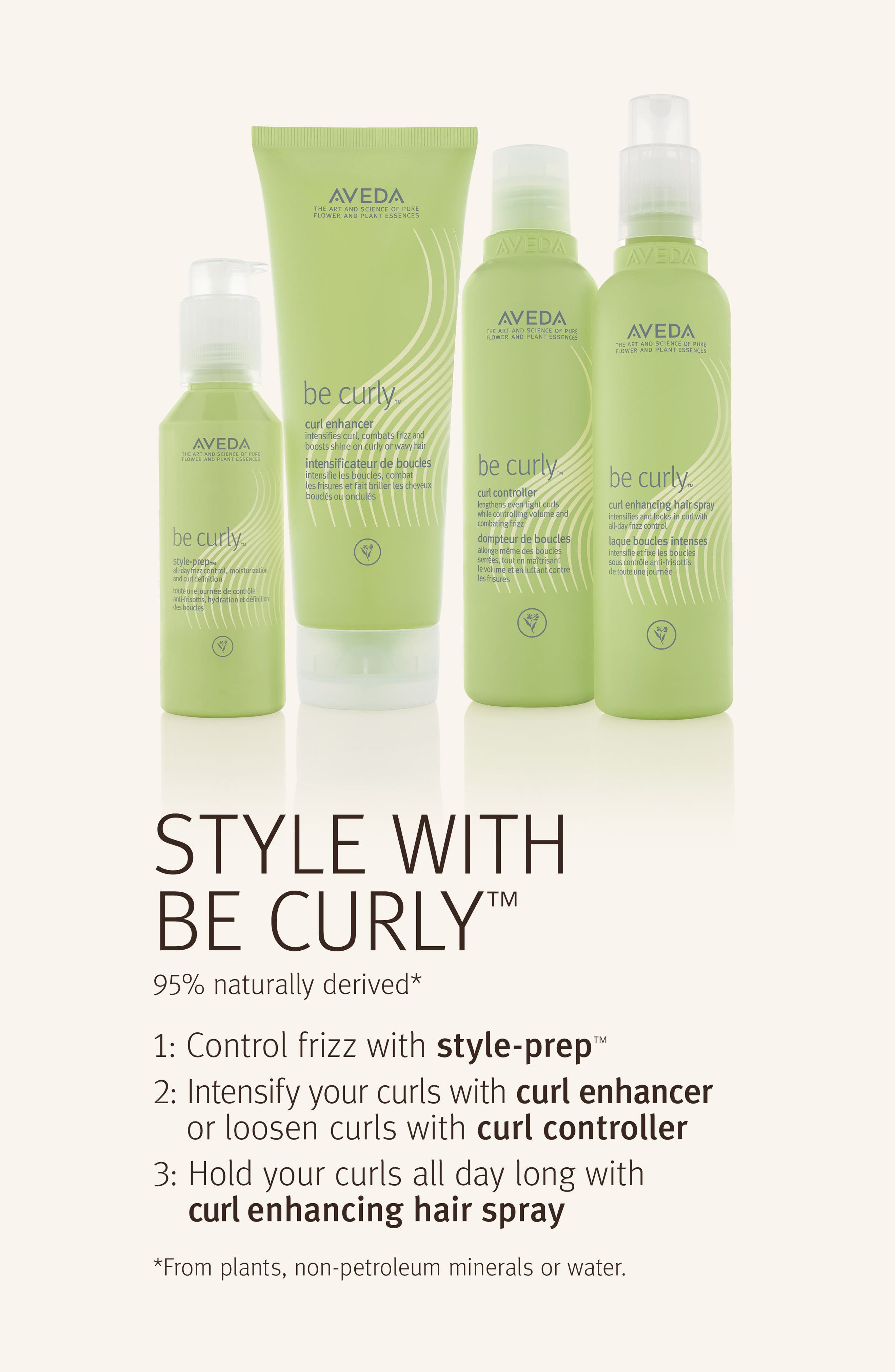Alternate Image 2  - Aveda be curly™ style-prep™
