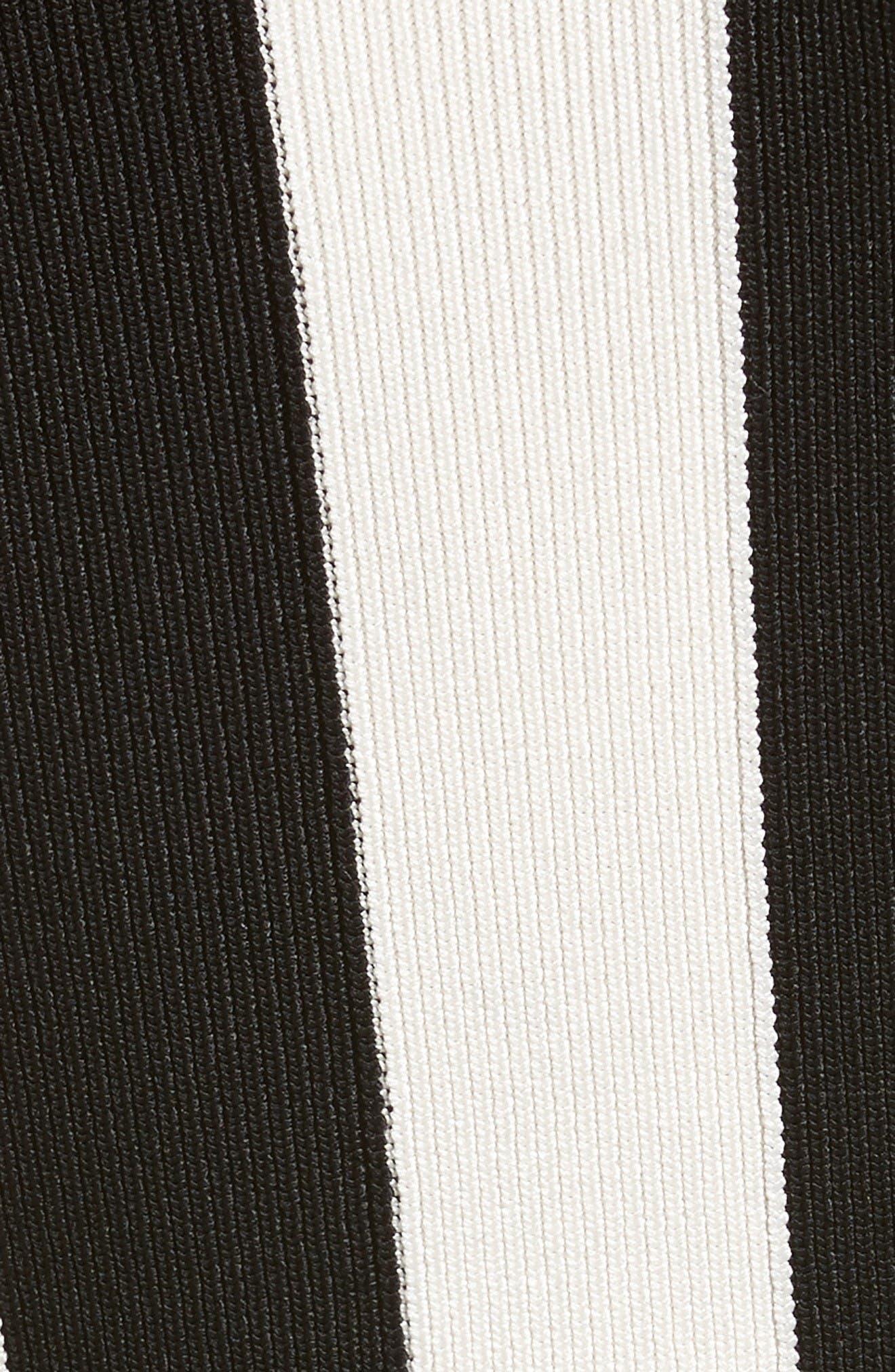 Alternate Image 3  - Monse Stripe Turtleneck