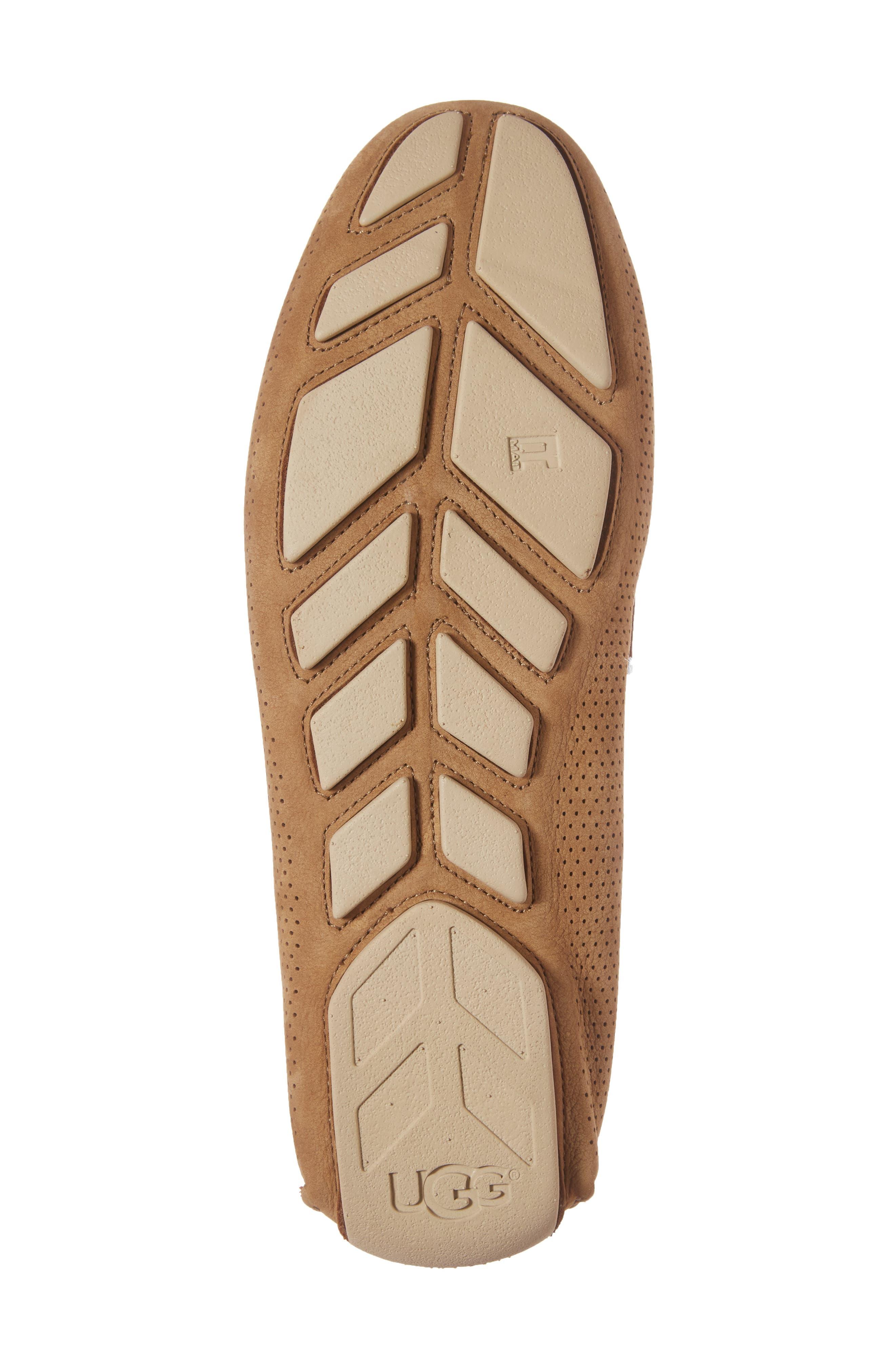 Henrick Twinsole<sup>®</sup> Driving Shoe,                             Alternate thumbnail 6, color,                             Tamarind