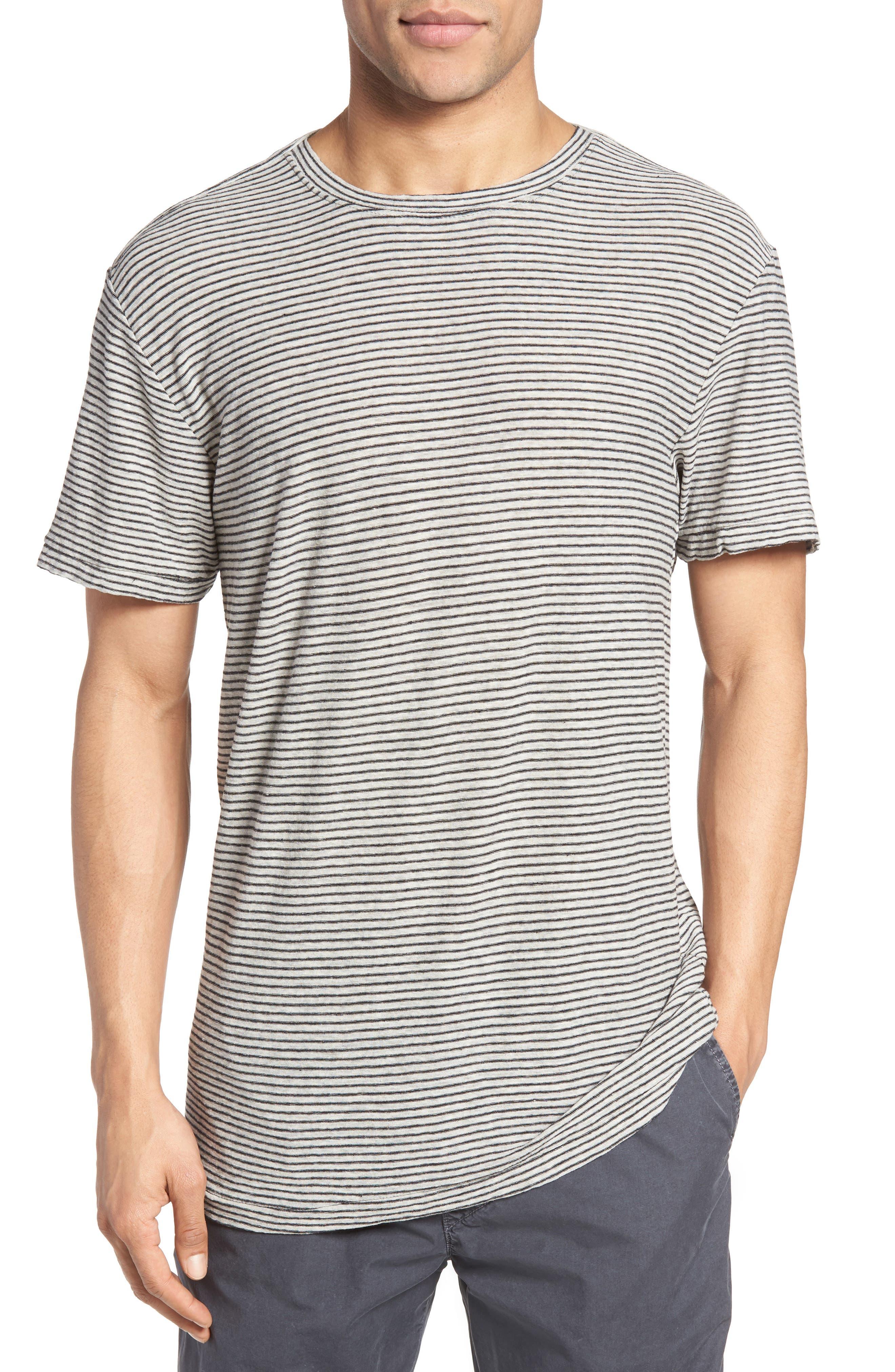 CURRENT/ELLIOTT Drop Shoulder T-Shirt