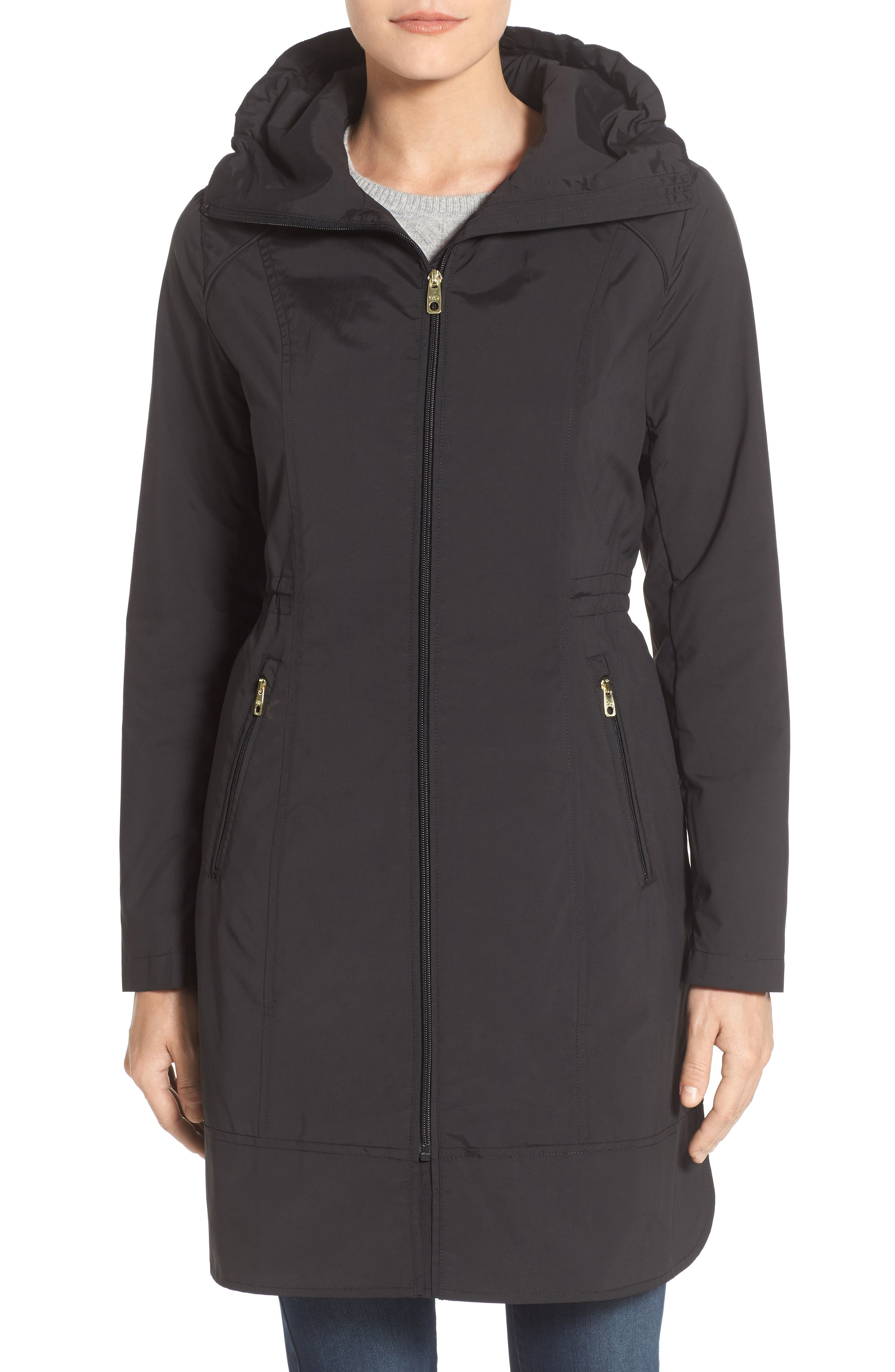 Alternate Image 1 Selected - Cole Haan Signature Packable Rain Jacket