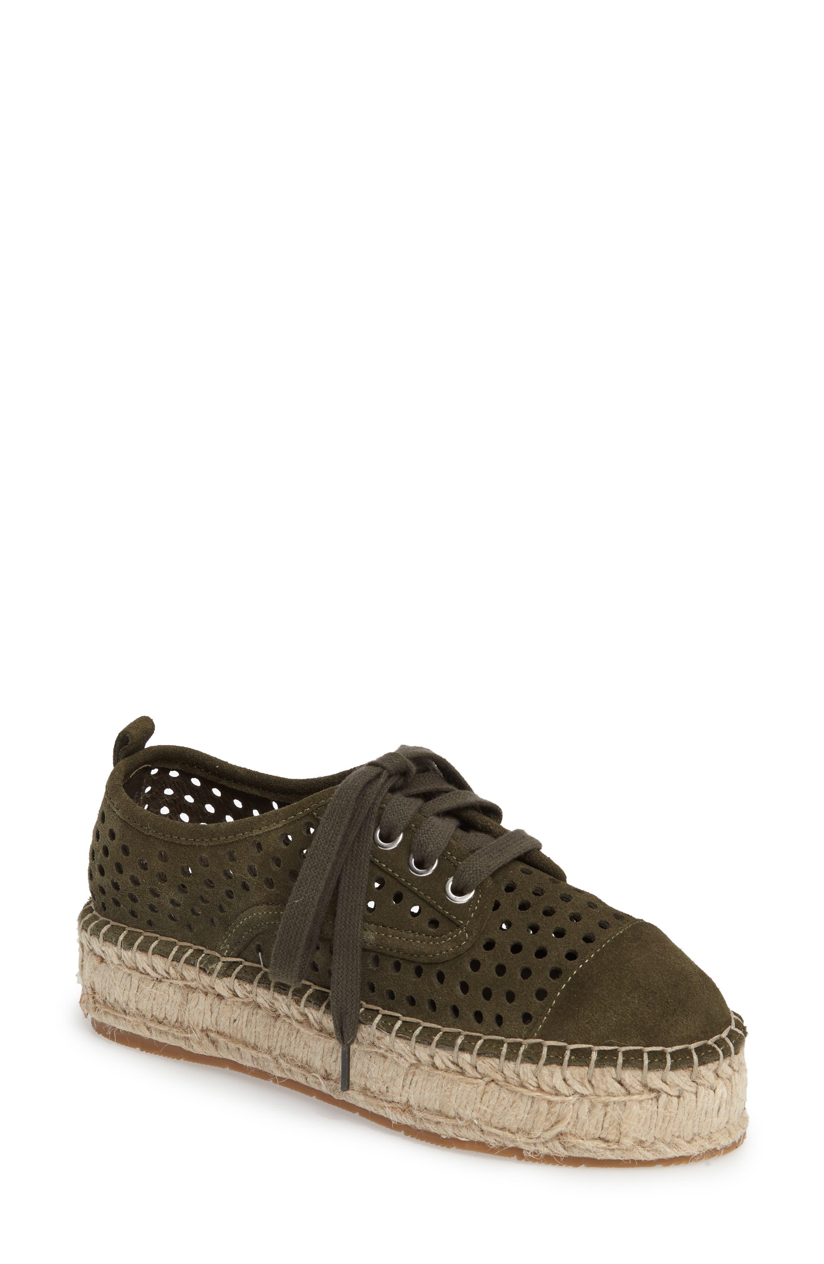 Alternate Image 1 Selected - JSlides Rileyy Espadrille Sneaker (Women)