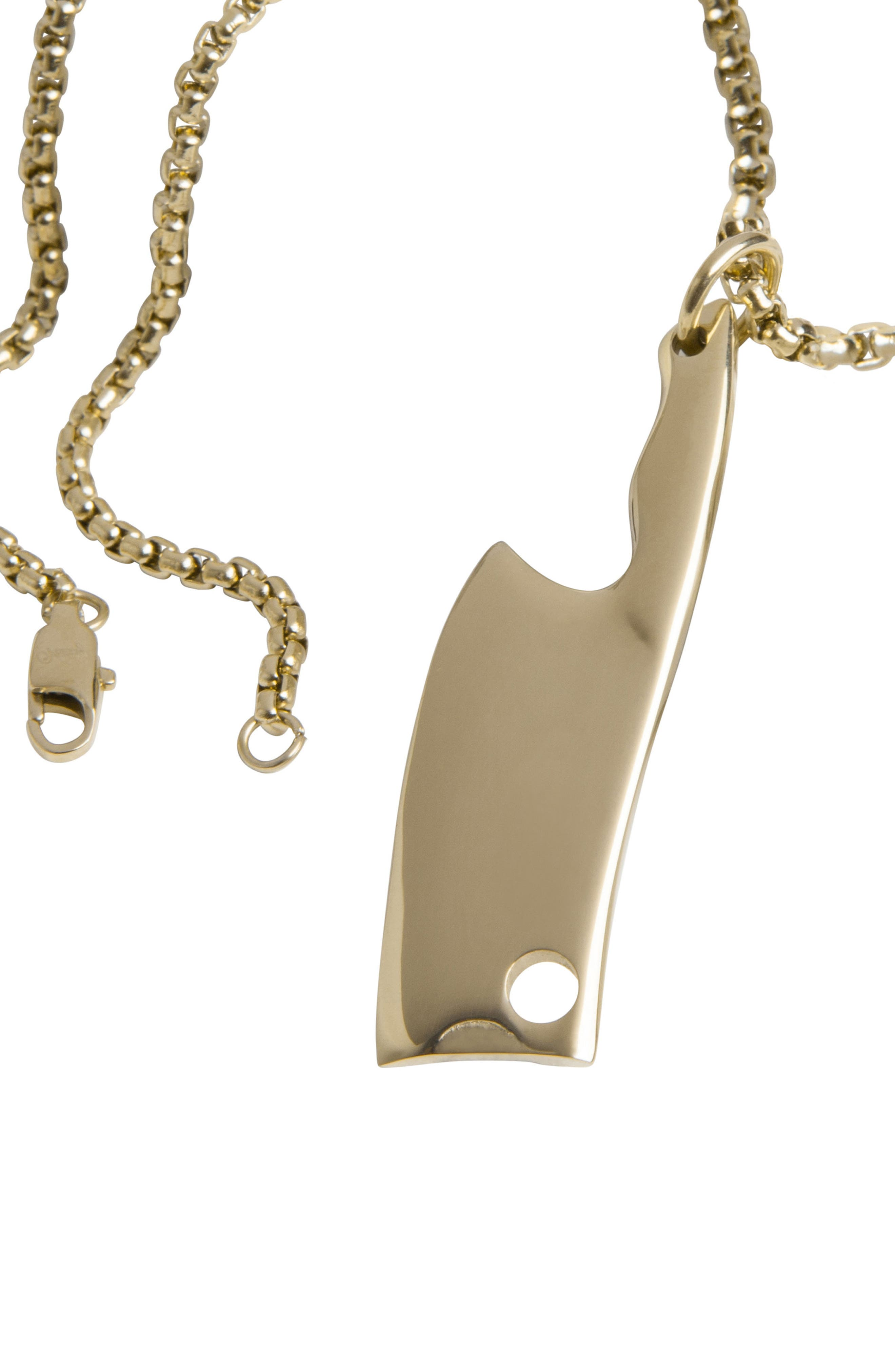 Alternate Image 1 Selected - Vitaly Butcher Pendant Necklace