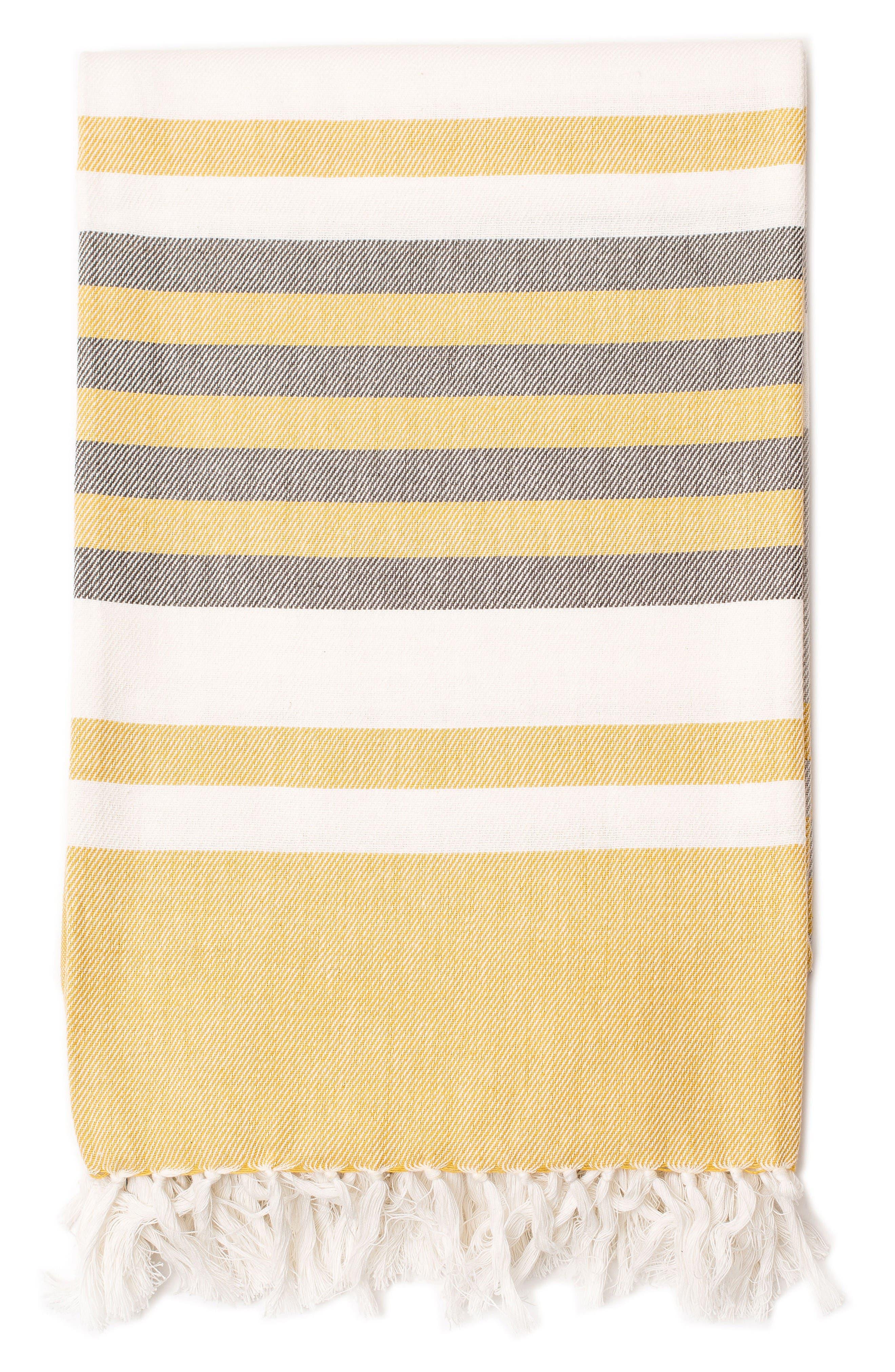 Alternate Image 1 Selected - zestt Riley Stripe Throw Blanket