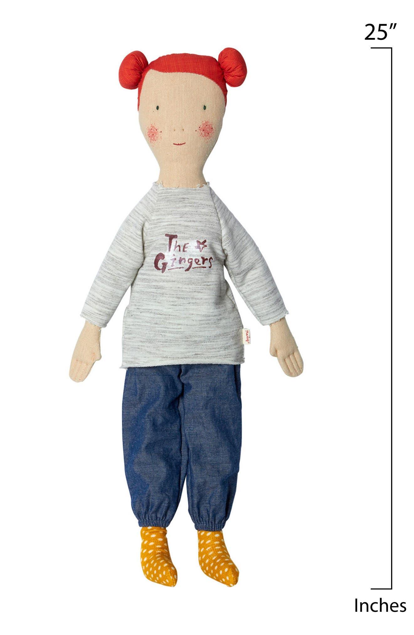 Alternate Image 2  - Maileg Size 2 Ginger Sister Doll