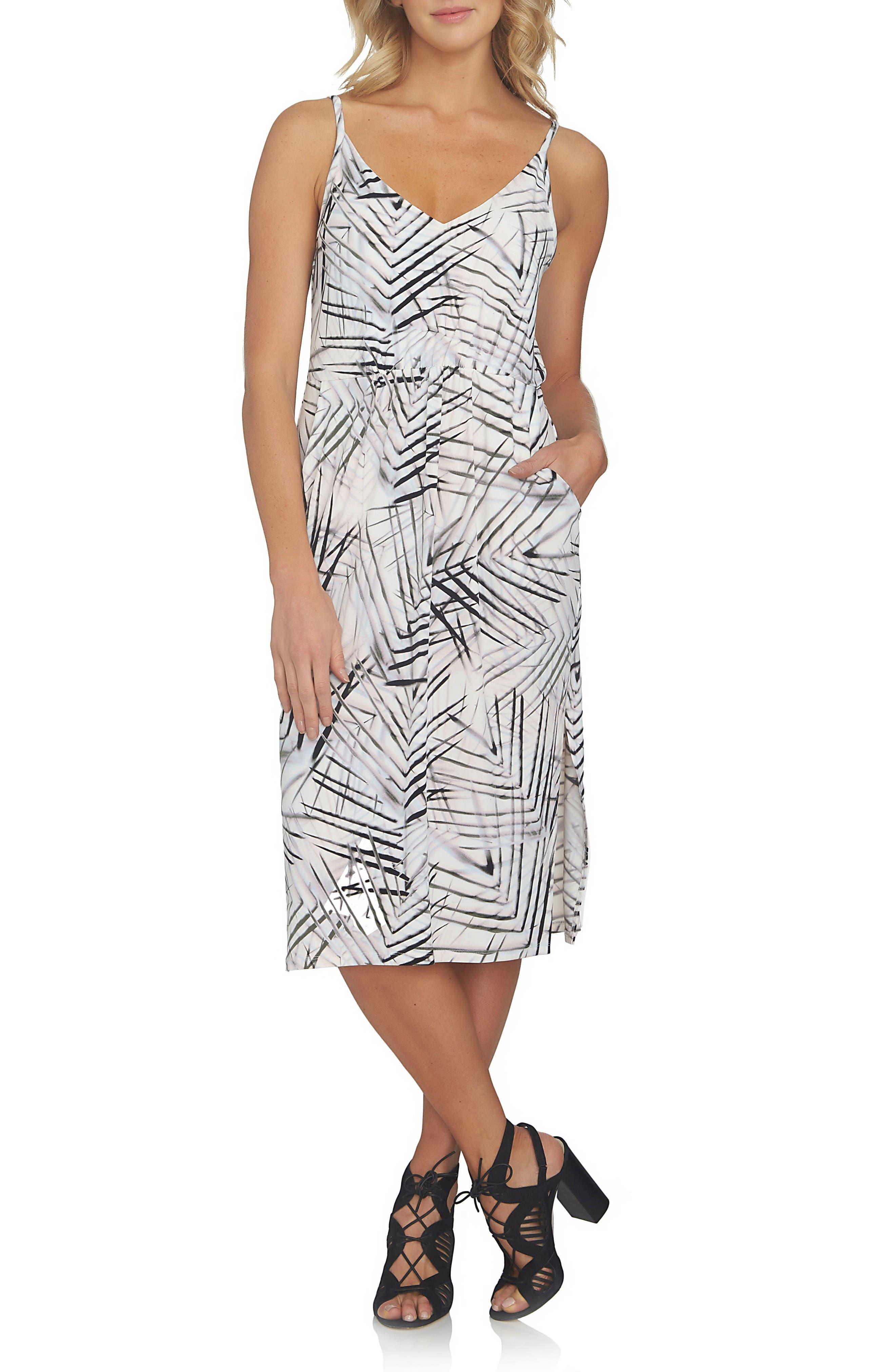 1.STATE Midi Dress