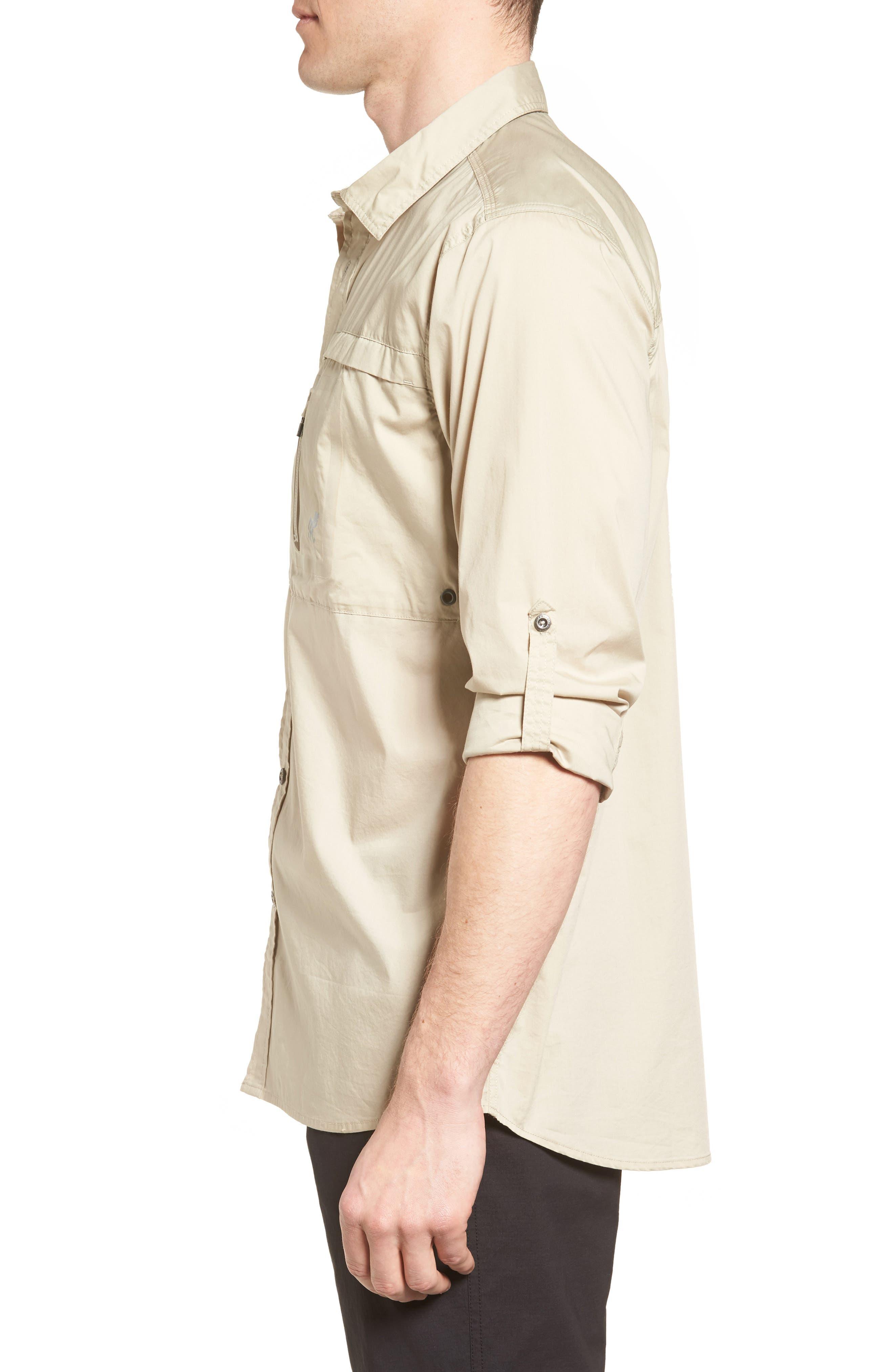 Alternate Image 3  - Gramicci NO-Squito Regular Fit Travel Shirt
