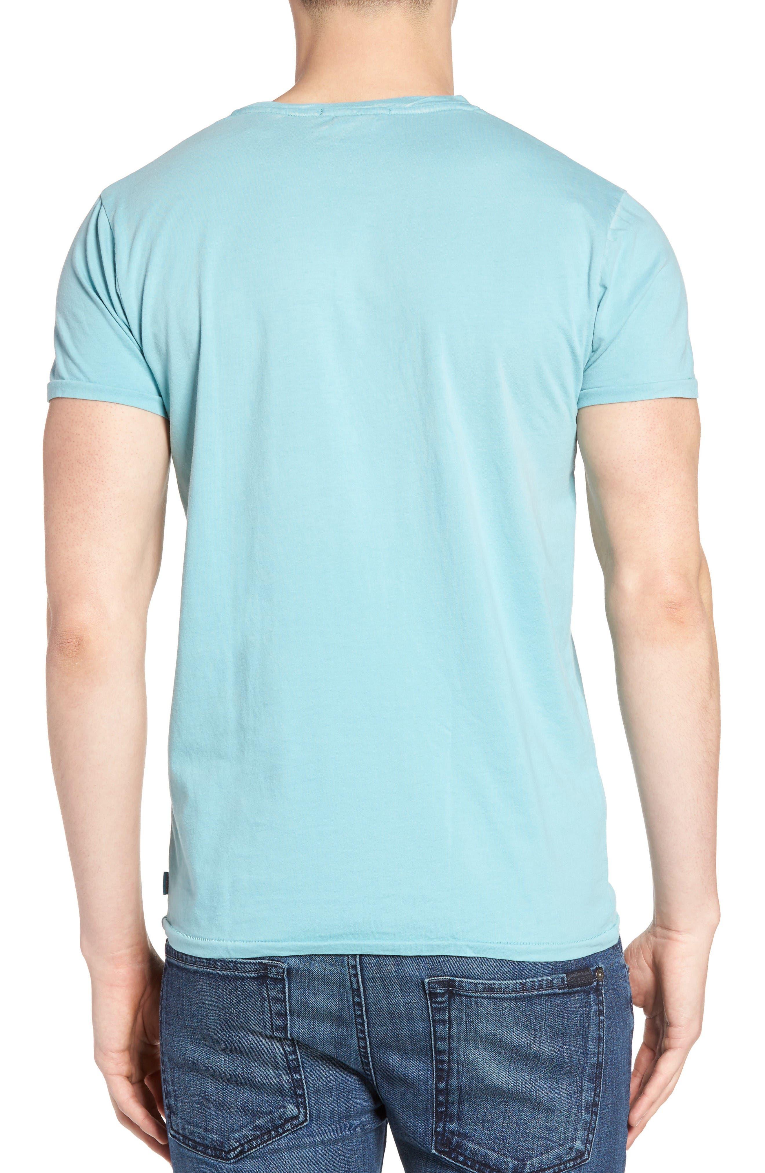Alternate Image 2  - Scotch & Soda Pocket T-Shirt