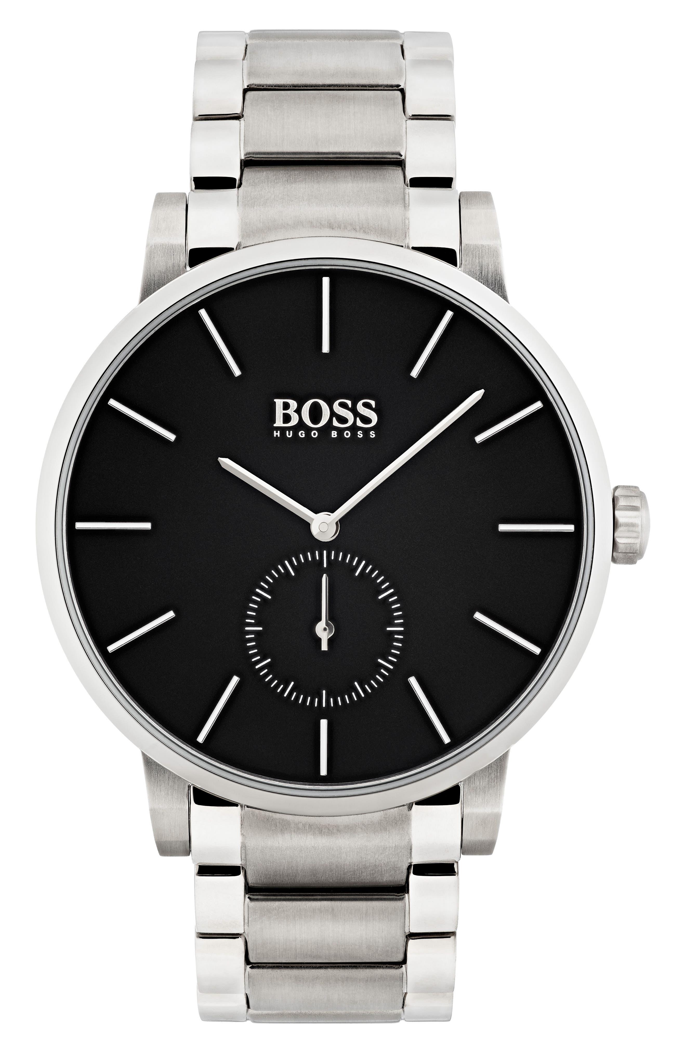 BOSS Essence Bracelet Watch, 42mm