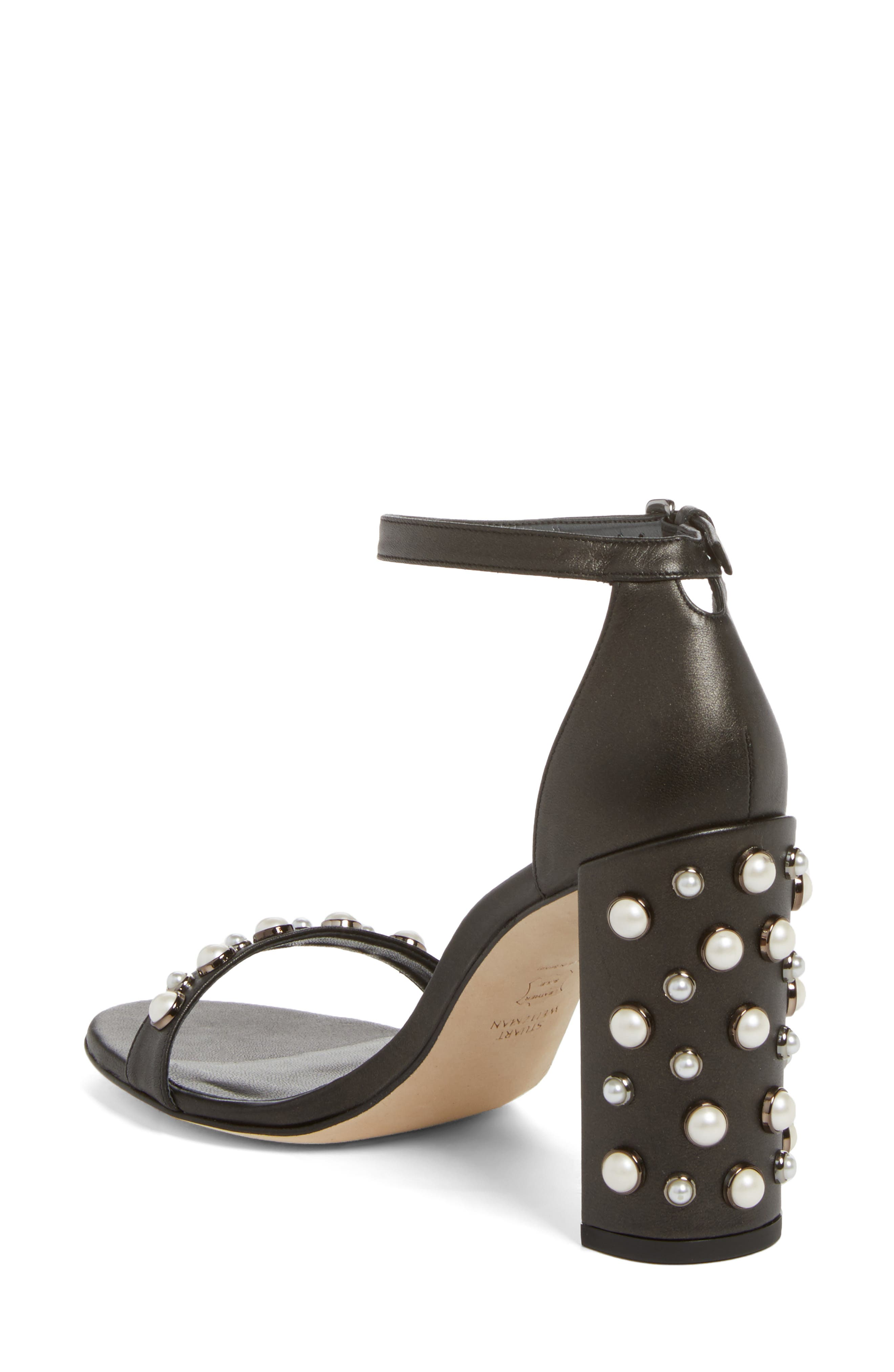 Alternate Image 2  - Stuart Weitzman Morepearls Sandal (Women)