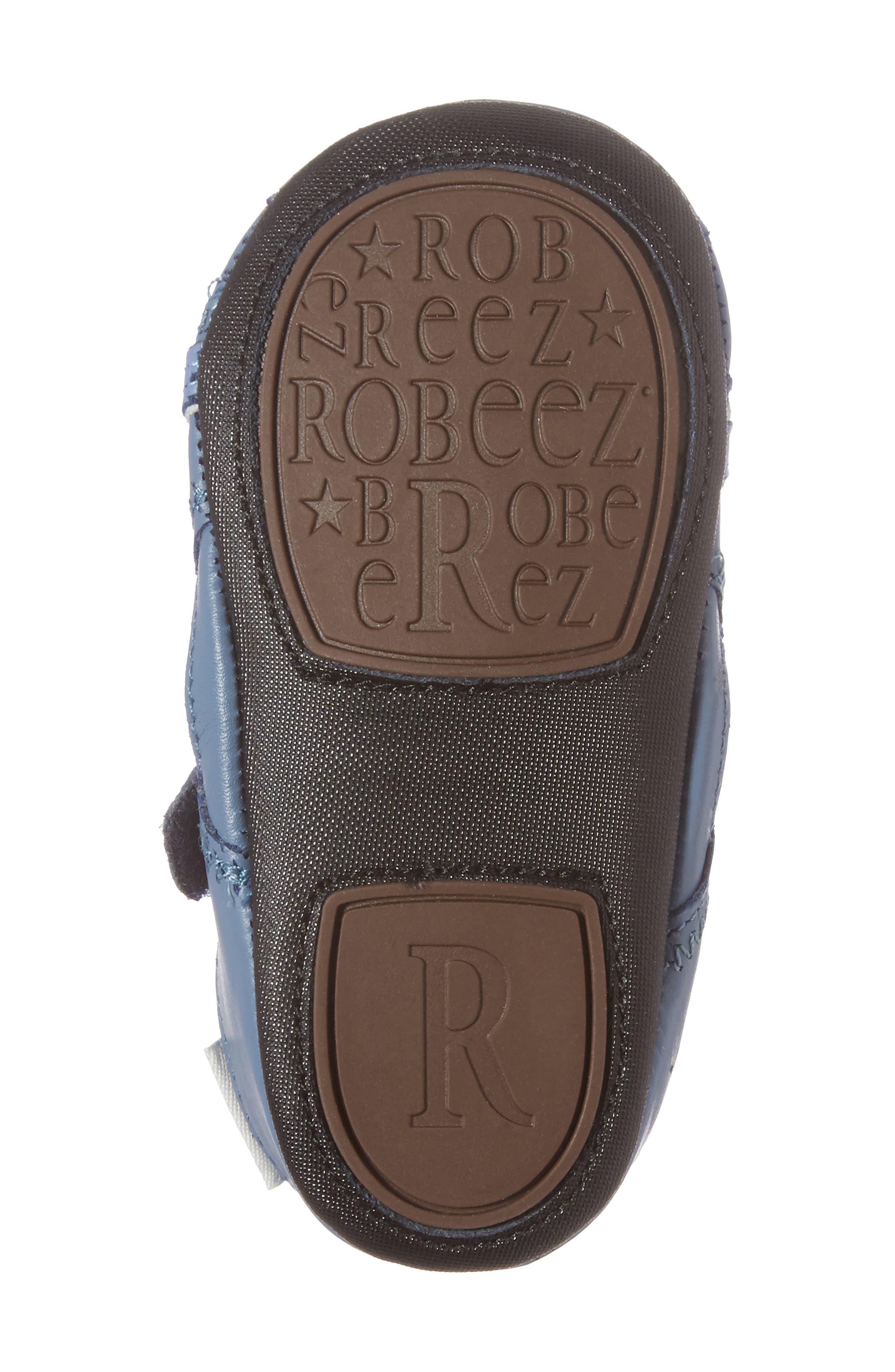 Alternate Image 6  - Robeez® 'Rugged Rob' Fisherman Sandal (Baby & Walker)