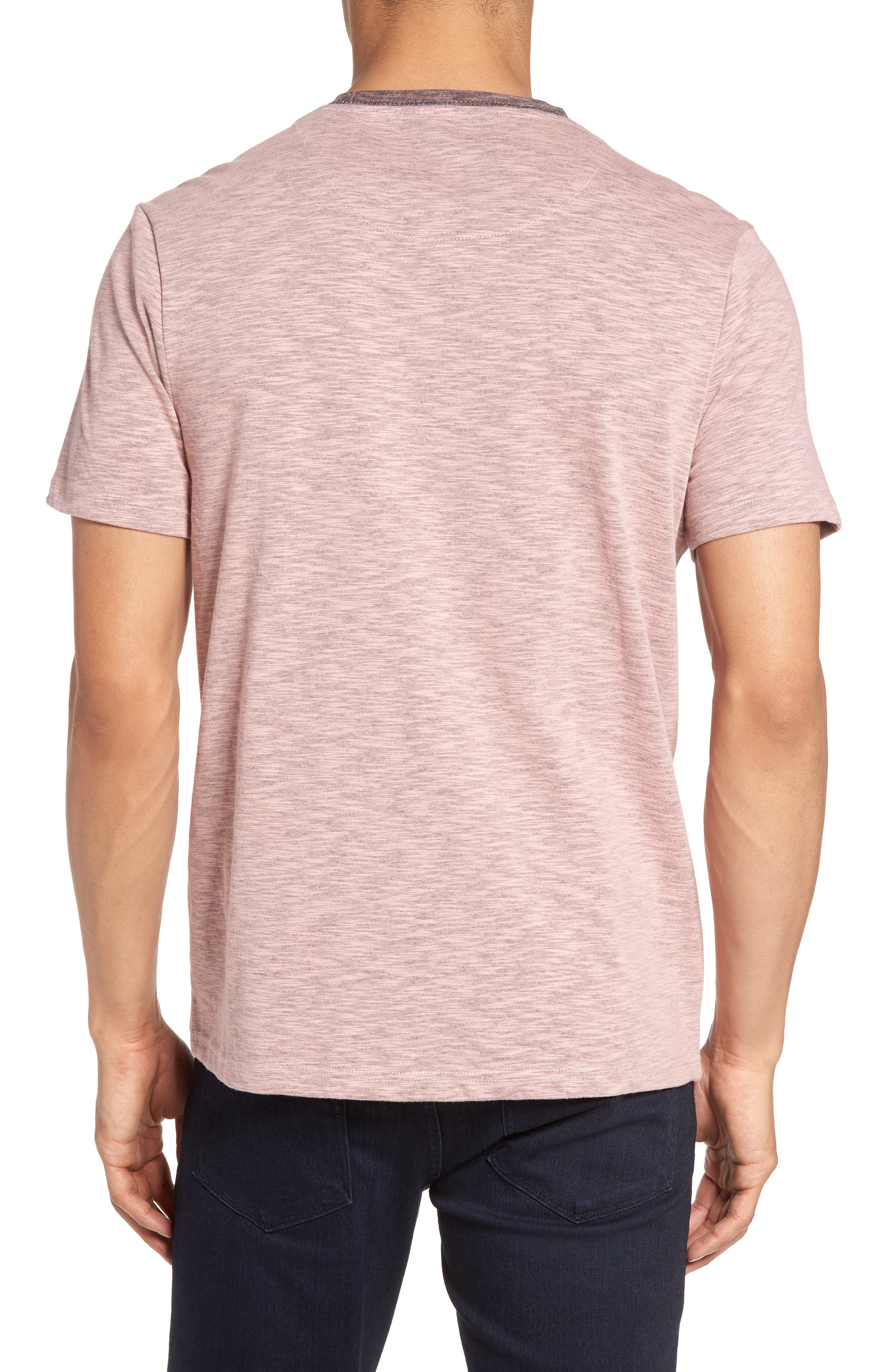 Alternate Image 2  - Vince Camuto Ringer T-Shirt