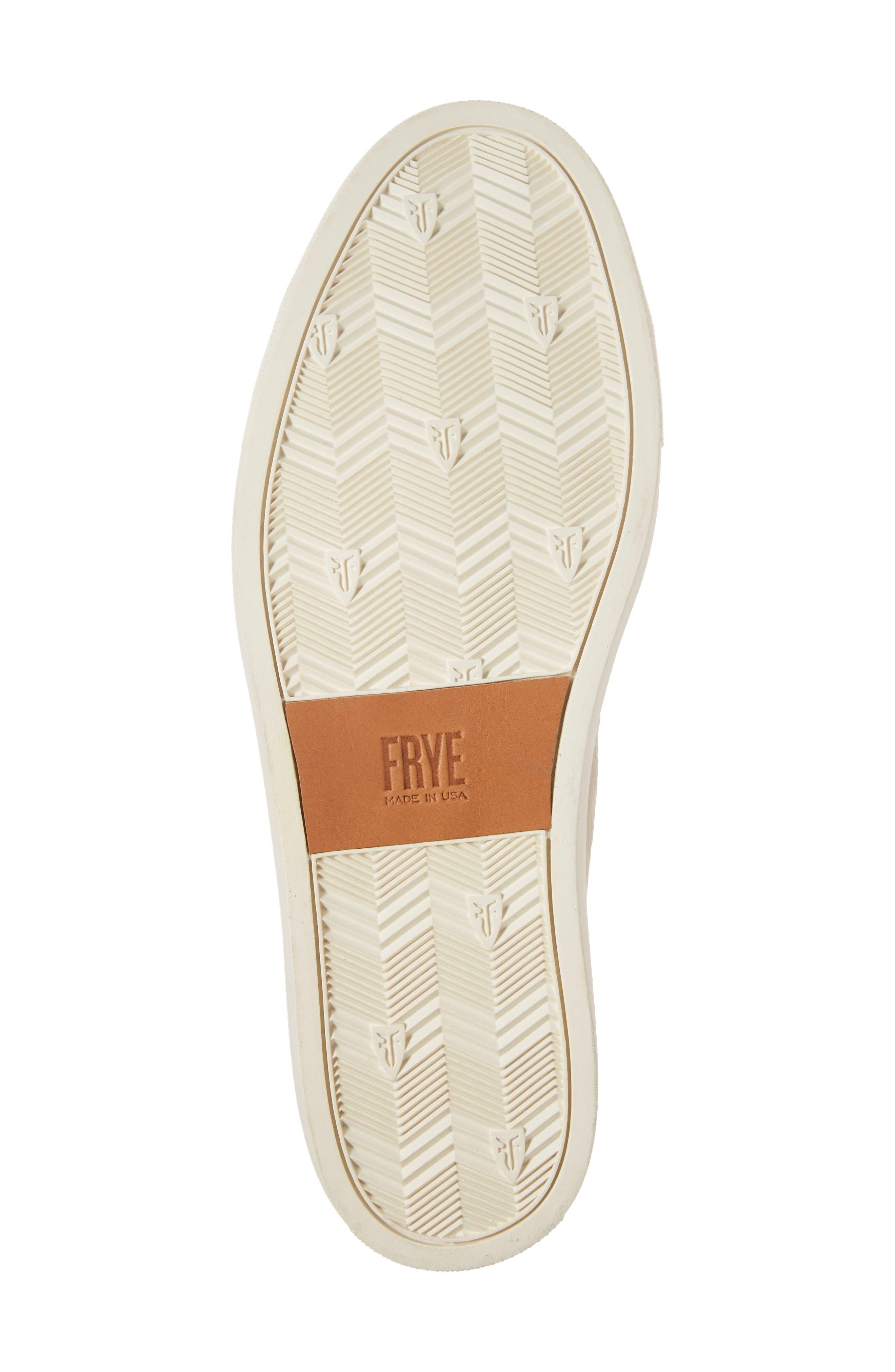 Alternate Image 6  - Frye Walker Low Top Sneaker (Men)