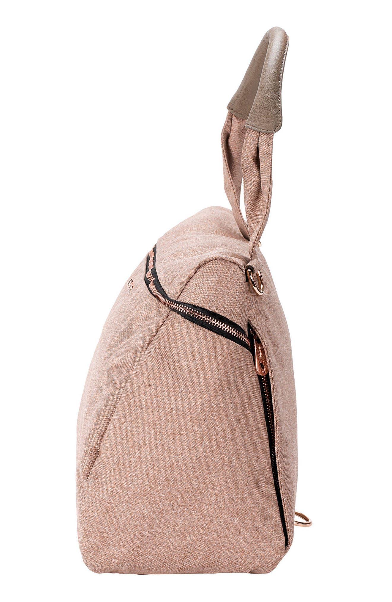Alternate Image 4  - Lässig Glam Rosie Diaper Bag