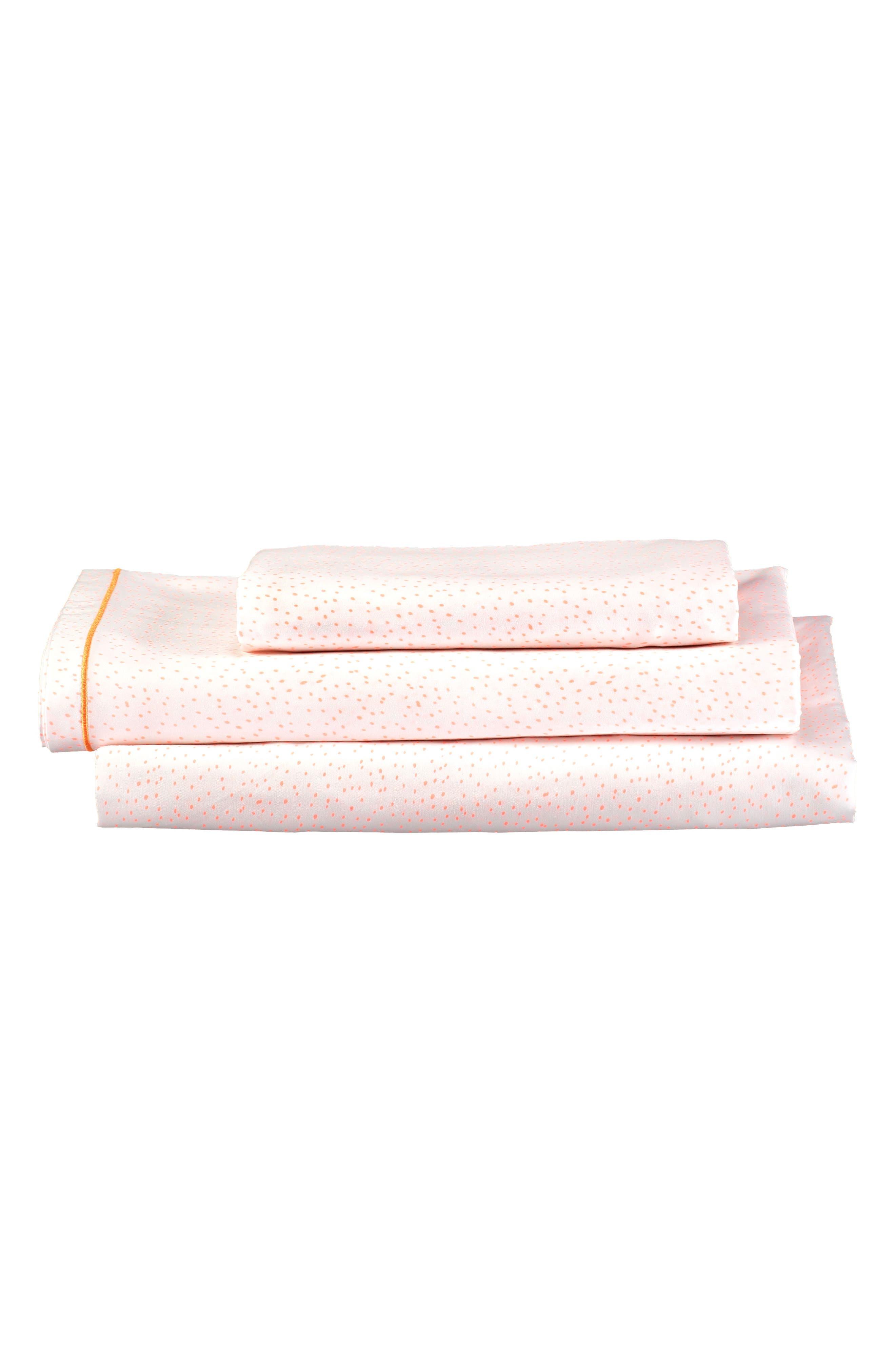 Main Image - Meri Meri Twin Sheet & Pillowcase Set
