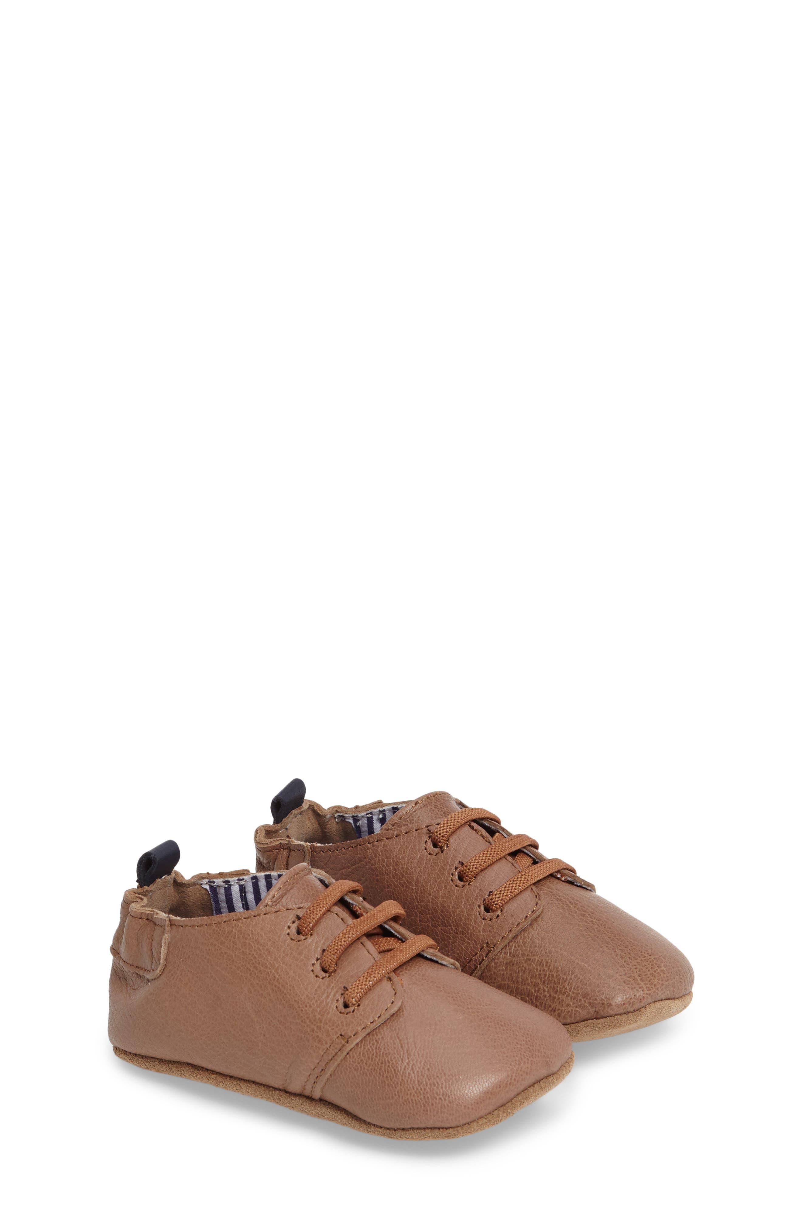 Robeez® Owen Crib Shoe (Baby & Walker)