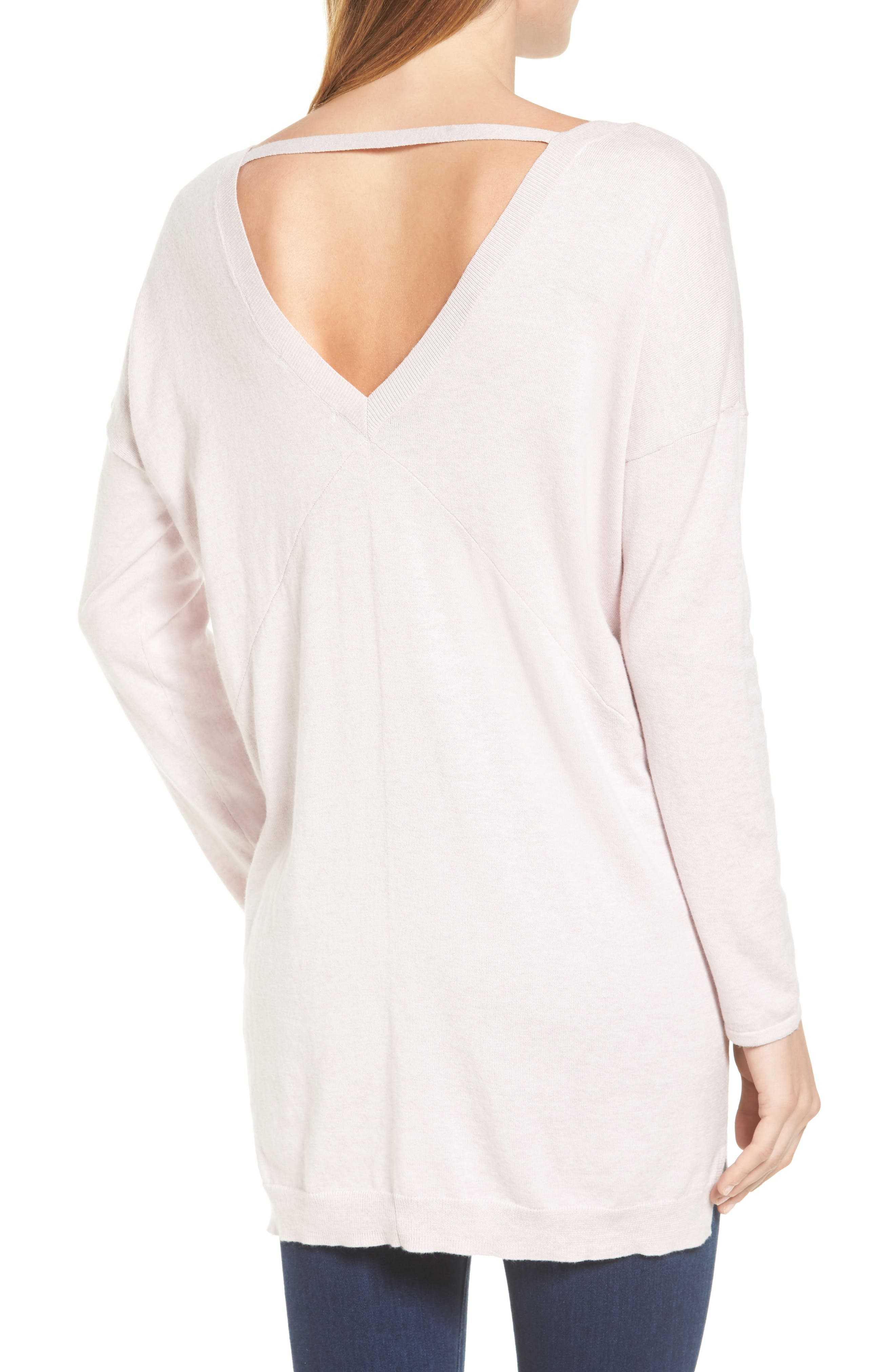 Alternate Image 2  - Tart Maternity Abella Maternity Sweater