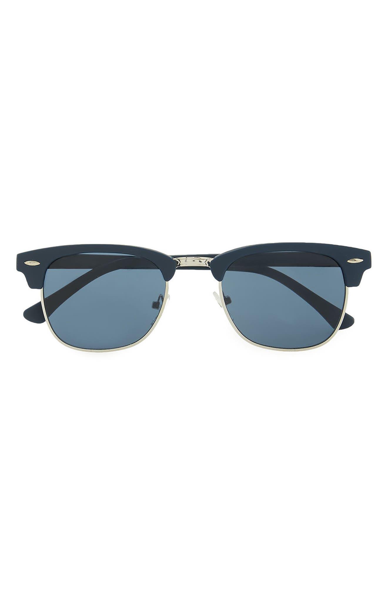 TOPMAN 50mm Sunglasses