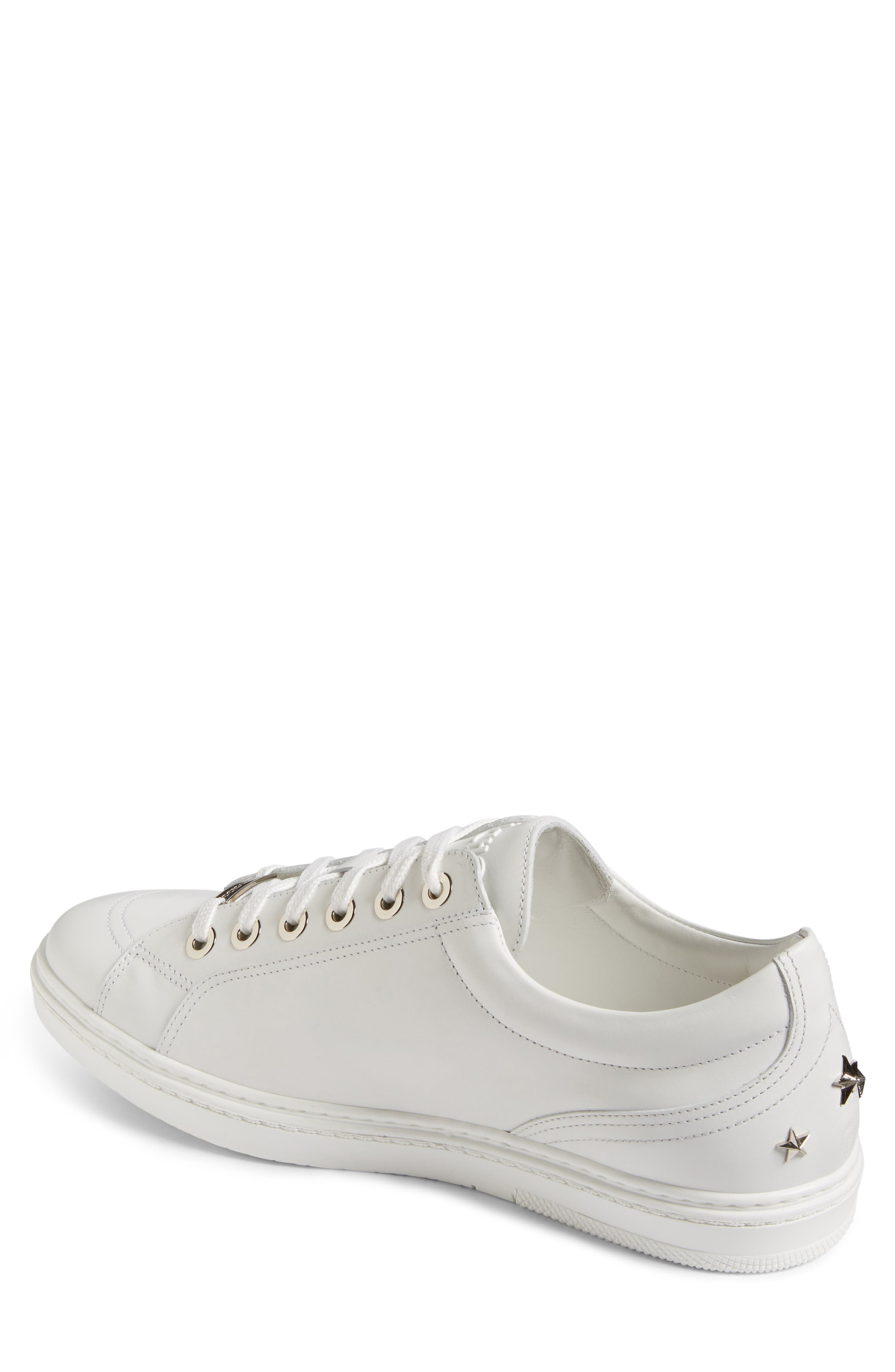 Cash Star Sneaker,                             Alternate thumbnail 2, color,                             Ultra White