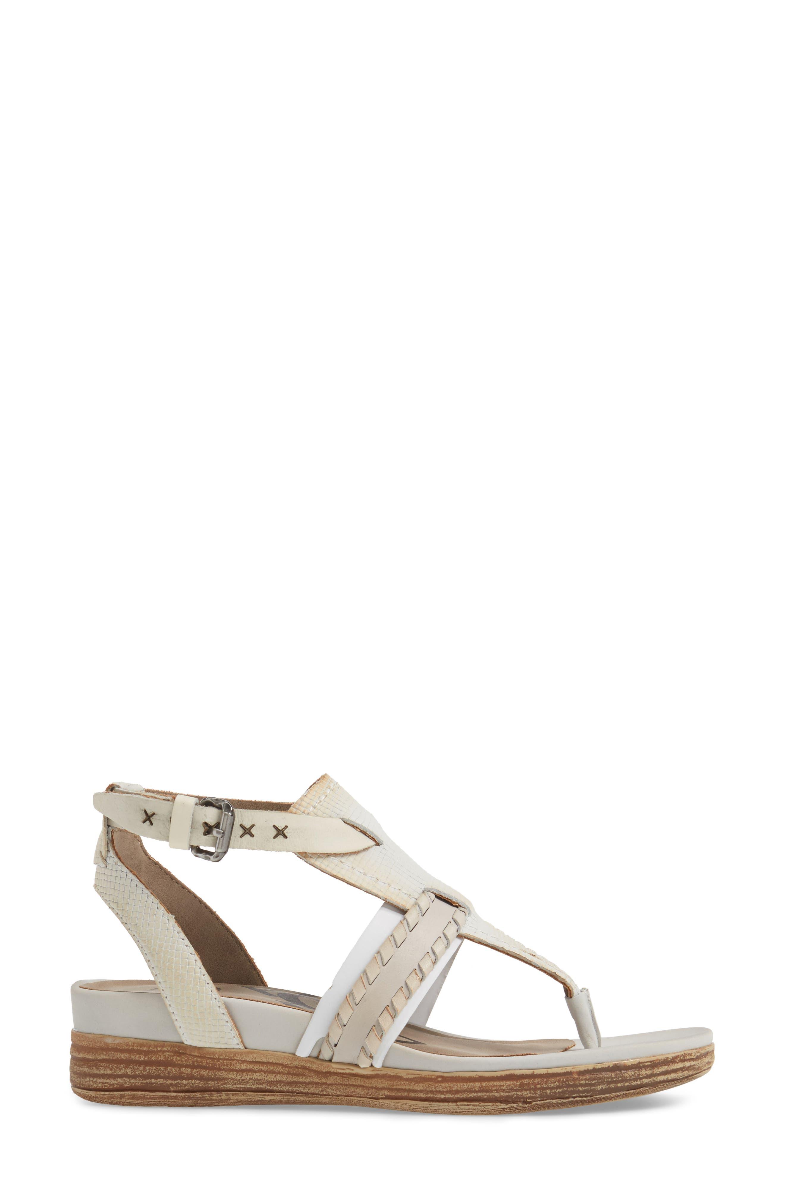 Alternate Image 3  - OTBT Celestial V-Strap Wedge Sandal (Women)