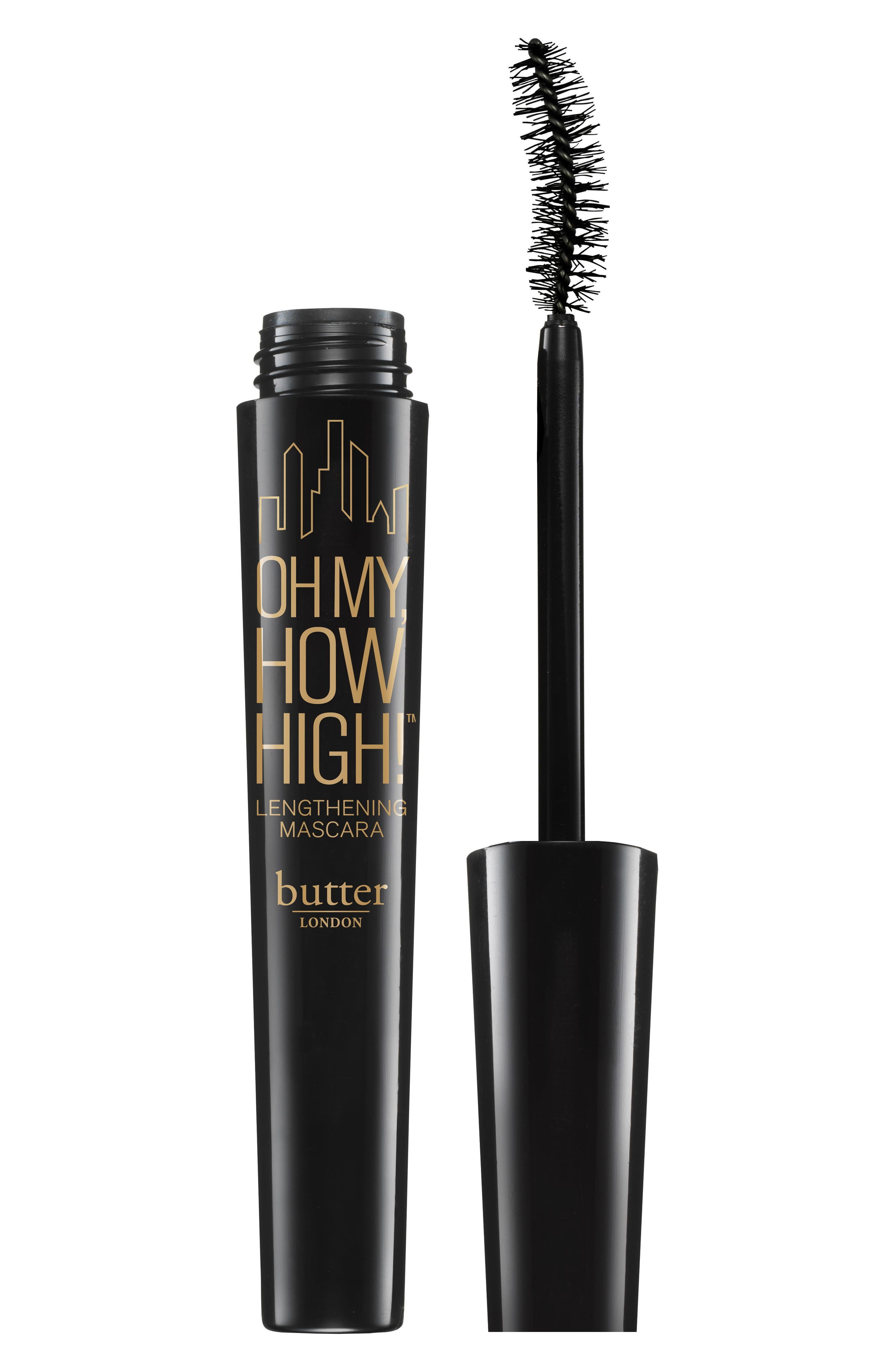Oh My, How High! Lengthening Mascara,                         Main,                         color, Monumental Black