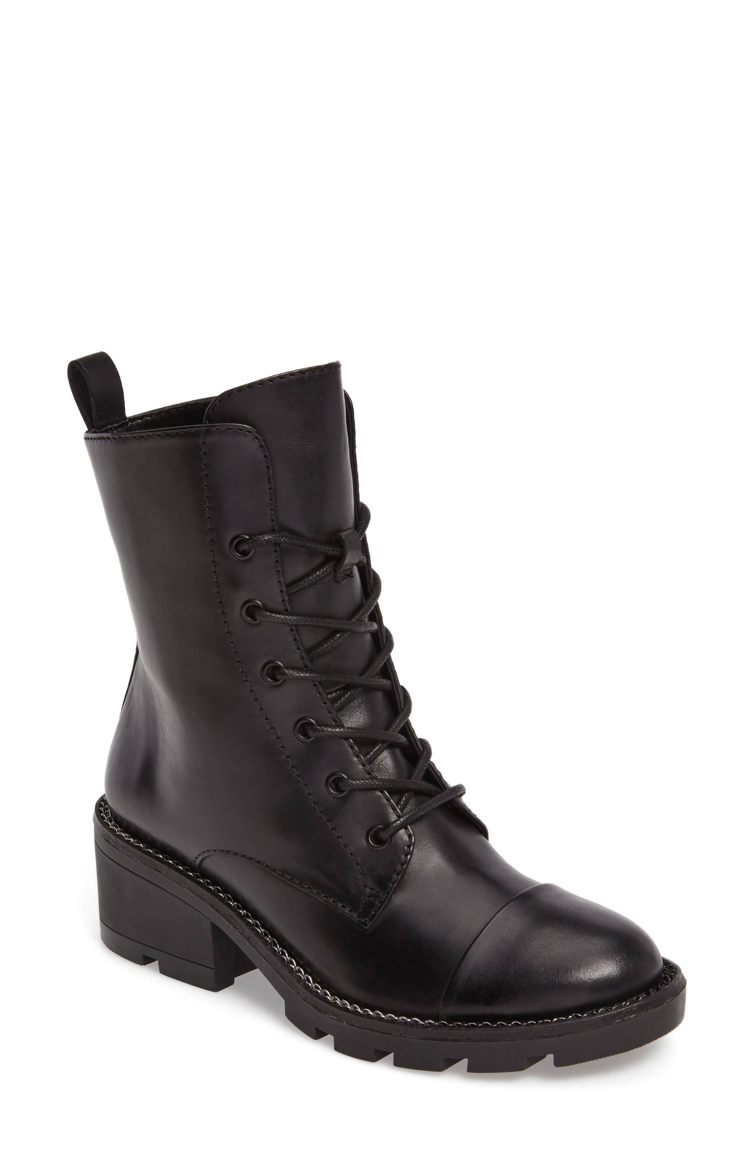KENDALL + KYLIE Park Combat Boot (Women)