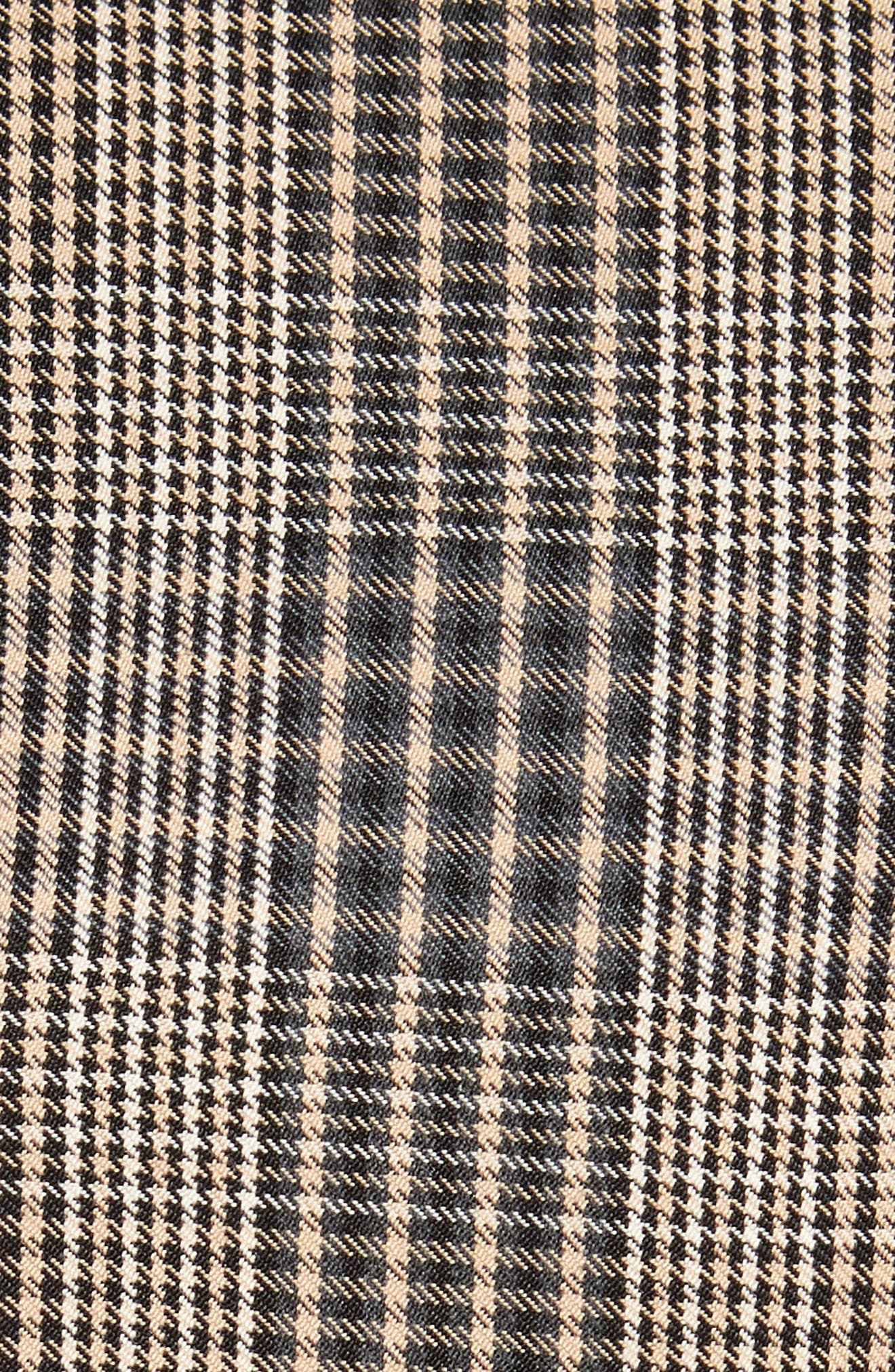 Alternate Image 5  - Theory Faringdon Check Riding Jacket