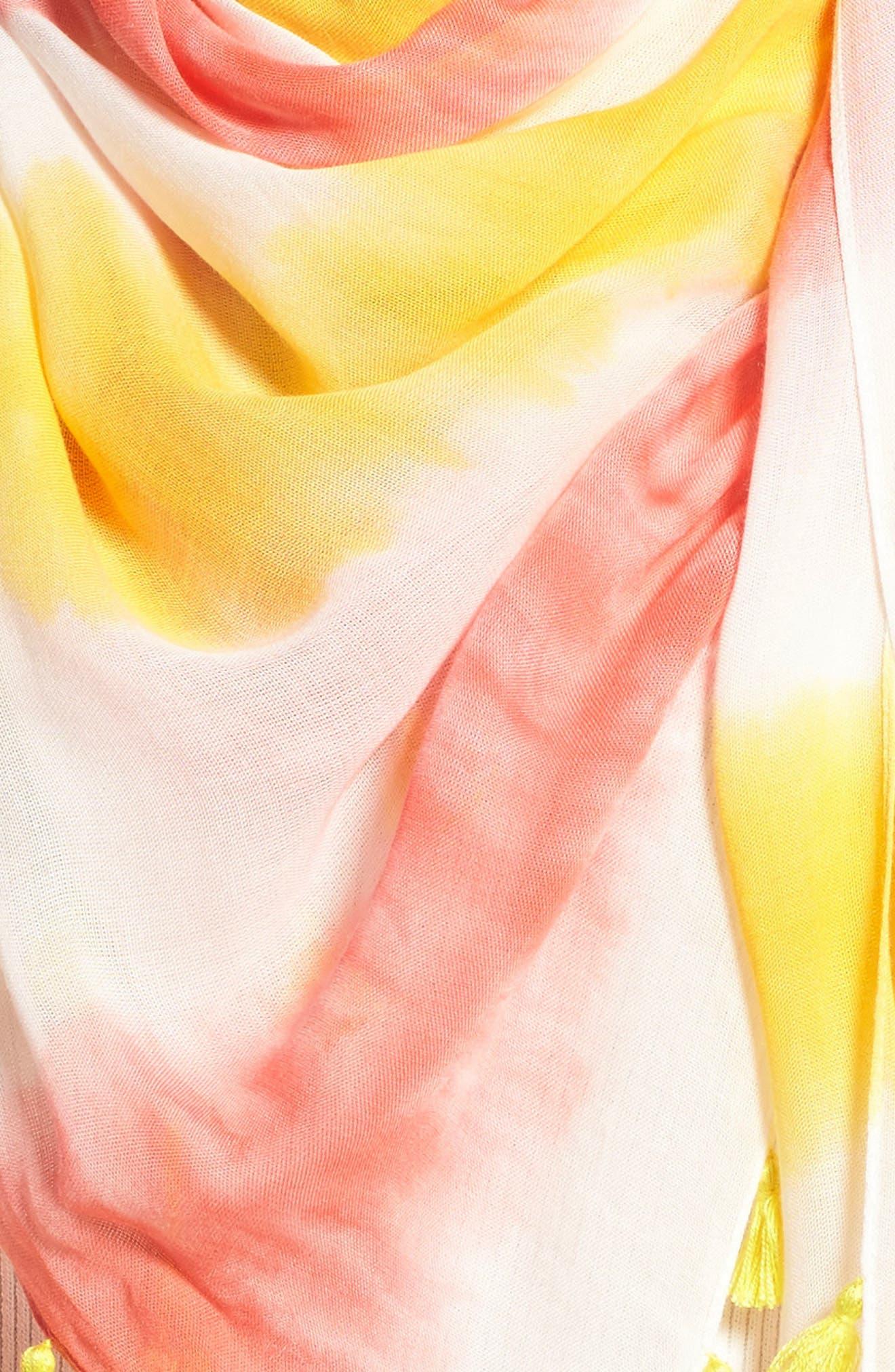 Alternate Image 3  - Rebecca Minkoff Tie Dye Square Scarf