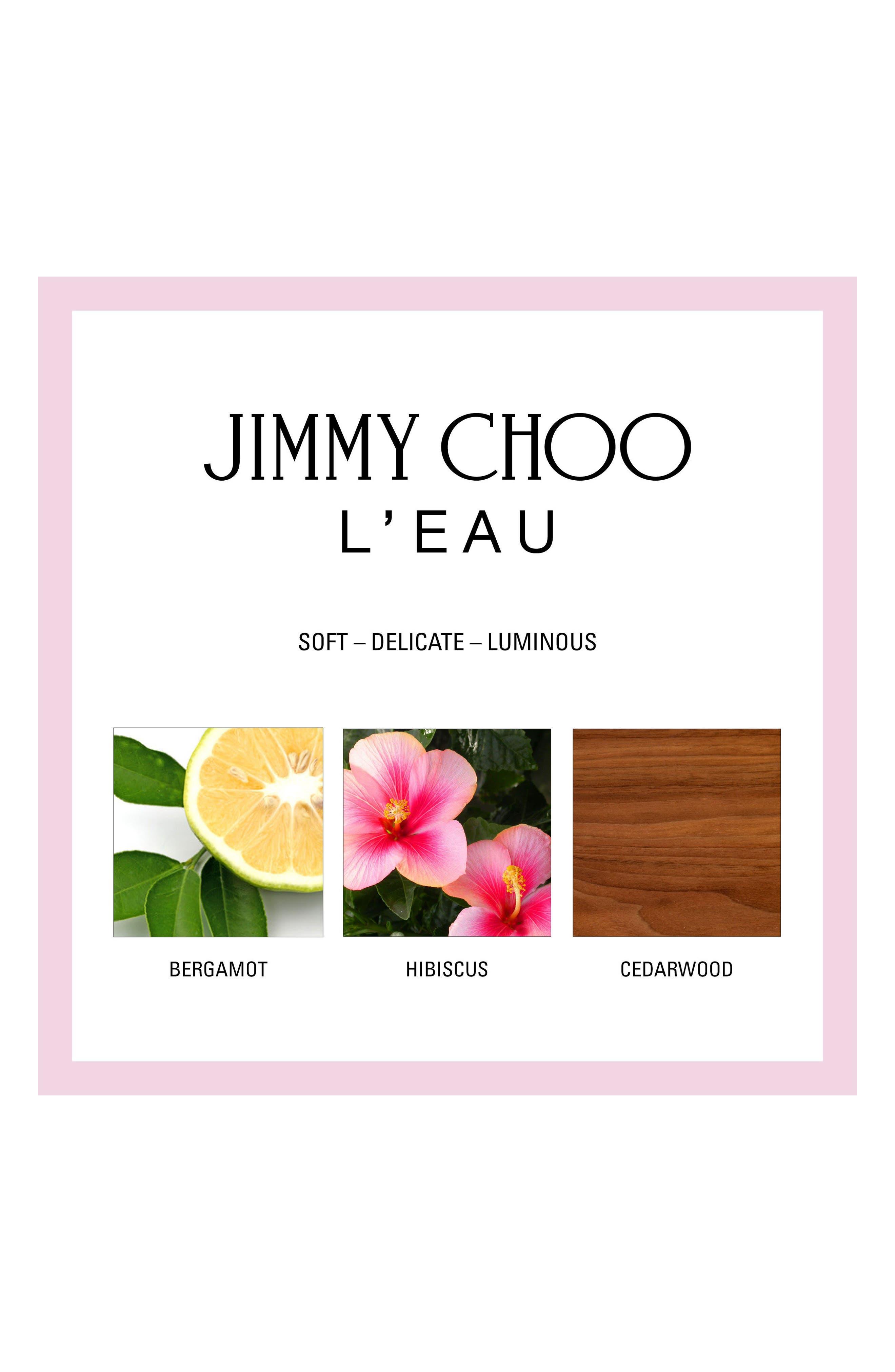 Alternate Image 3  - Jimmy Choo L'Eau Eau de Toilette