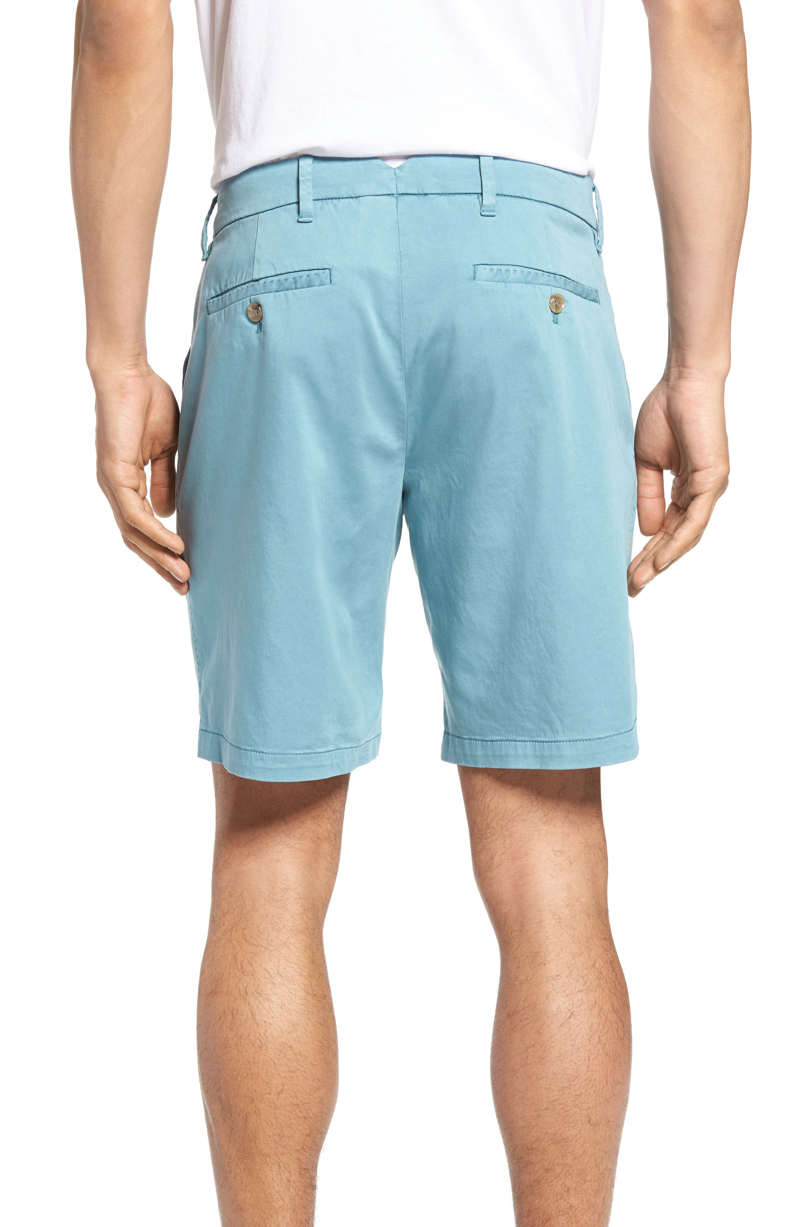 Catalpa Shorts,                             Alternate thumbnail 2, color,                             Teal