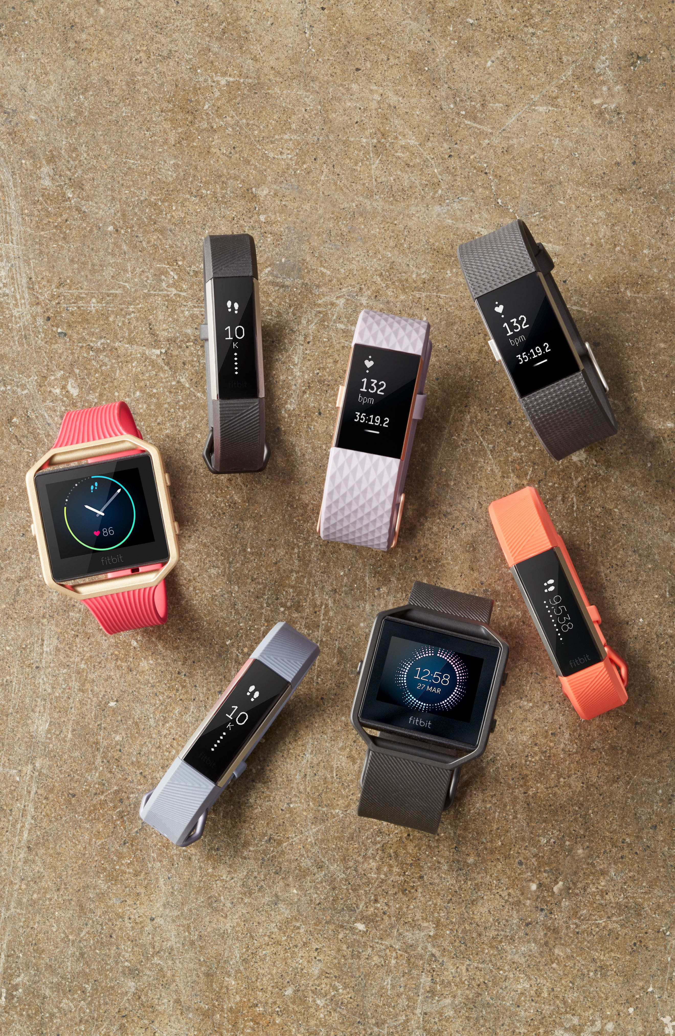 Charge 2 Special Edition Wireless Activity & Heart Rate Tracker,                             Alternate thumbnail 5, color,